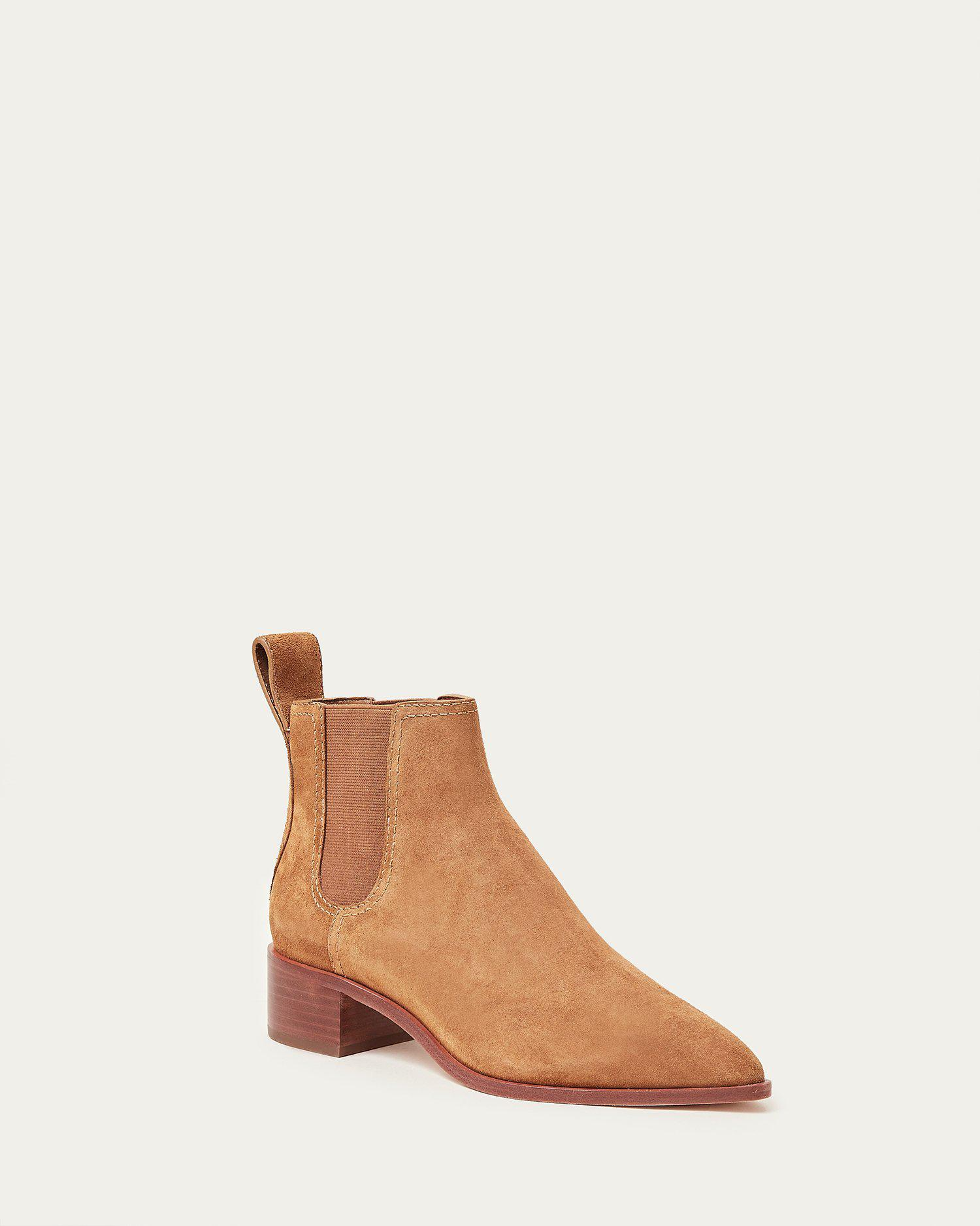 Nellie Cacao Chelsea Boot