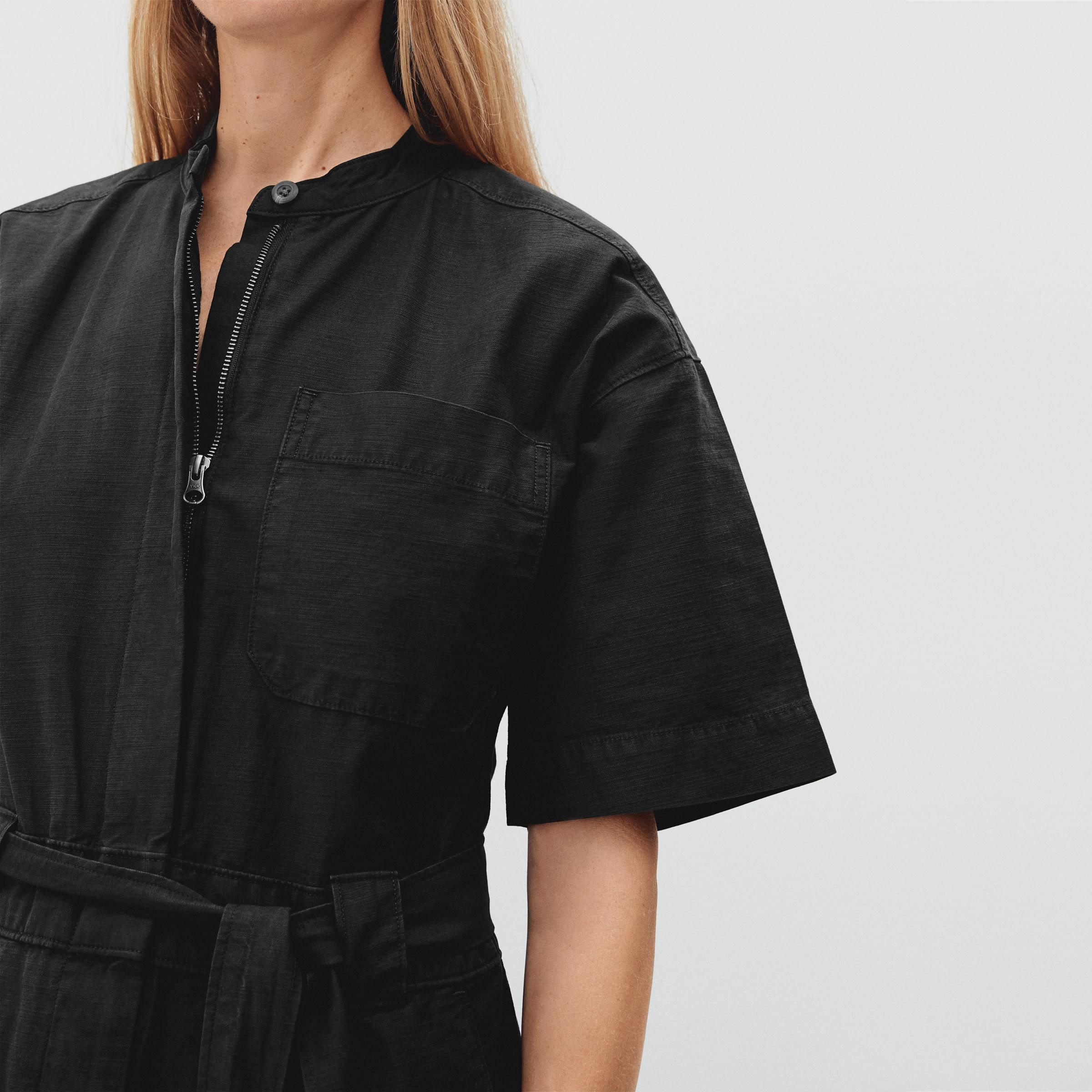 The Fatigue Short-Sleeve Jumpsuit 4