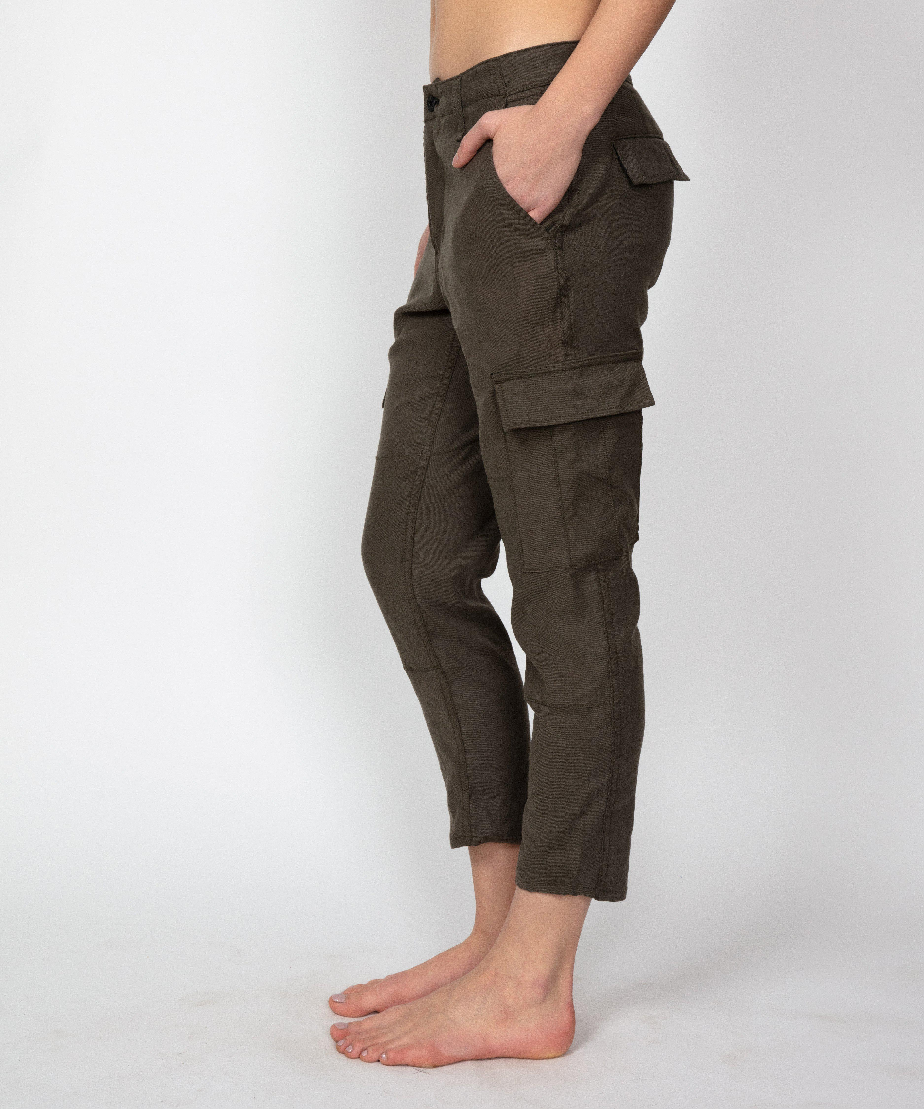 CARGO PANT- Army 2