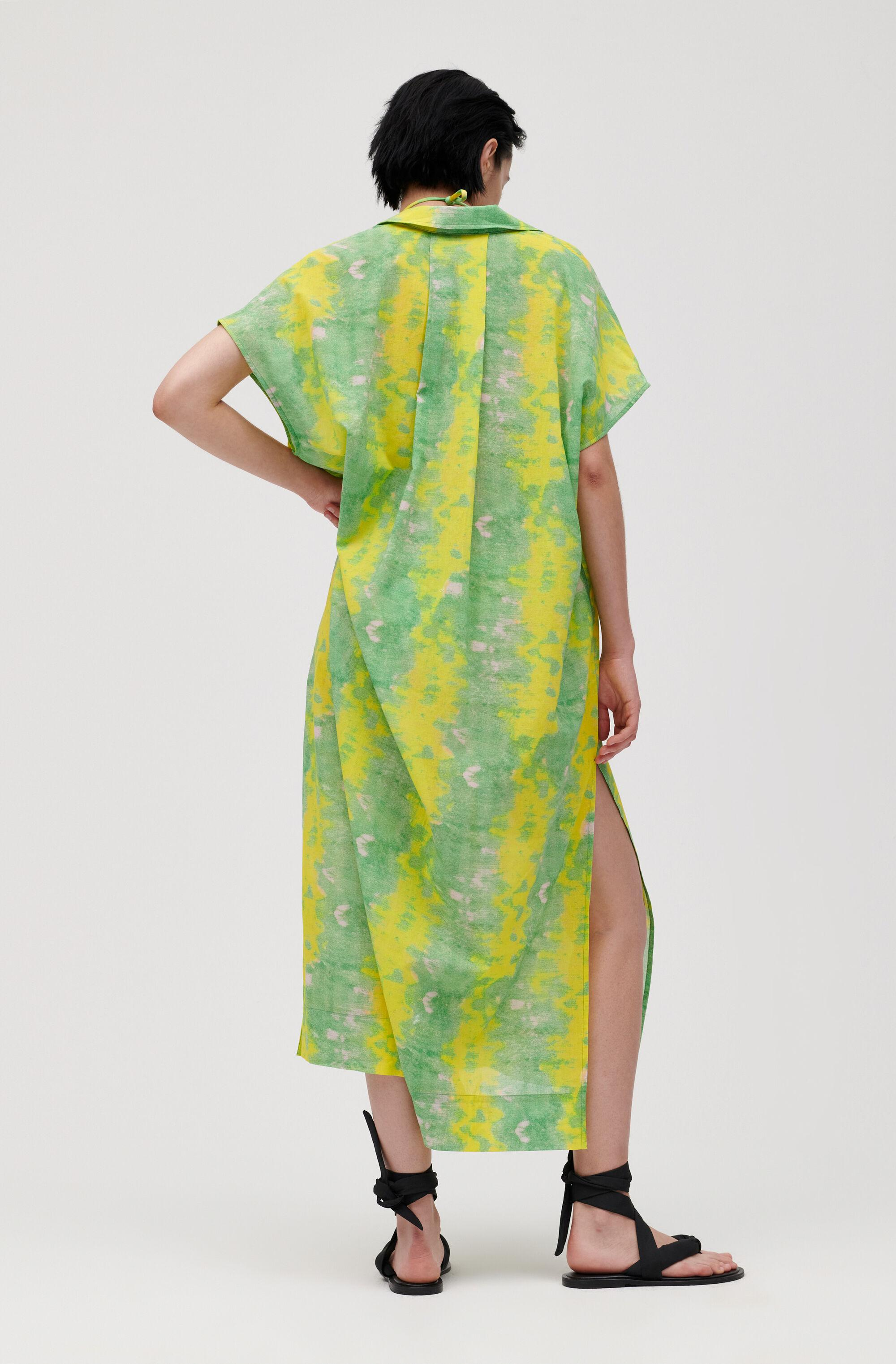 Oversized Organic Cotton Cover-up 1