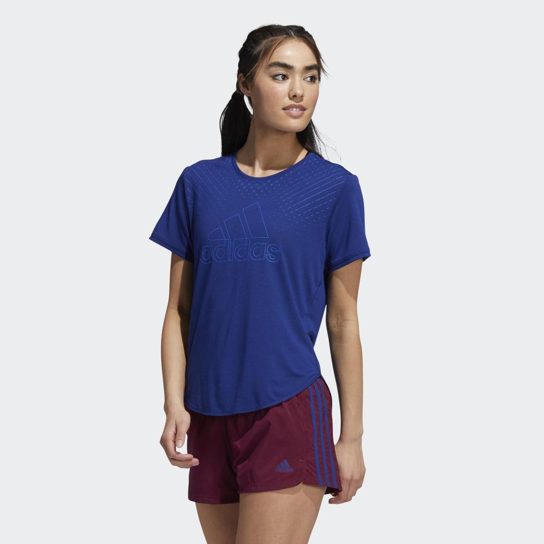 Graphic Tee Victory Blue