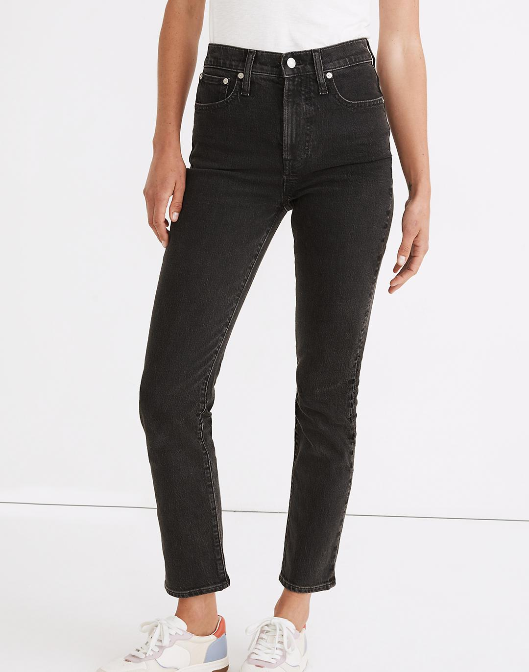 The Petite Perfect Vintage Jean in Lunar Wash 3