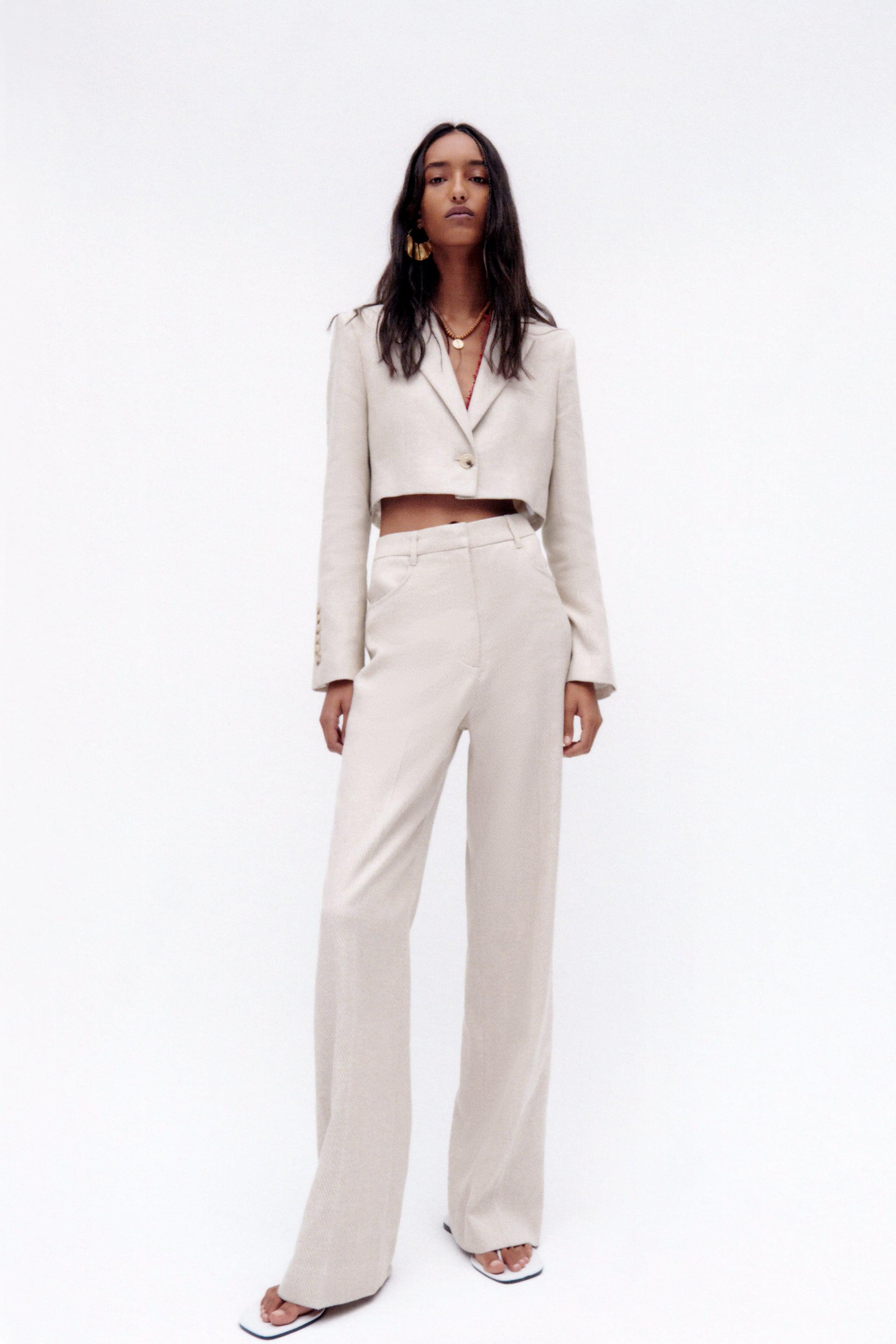 LIMITED EDITION CROPPED BLAZER 2