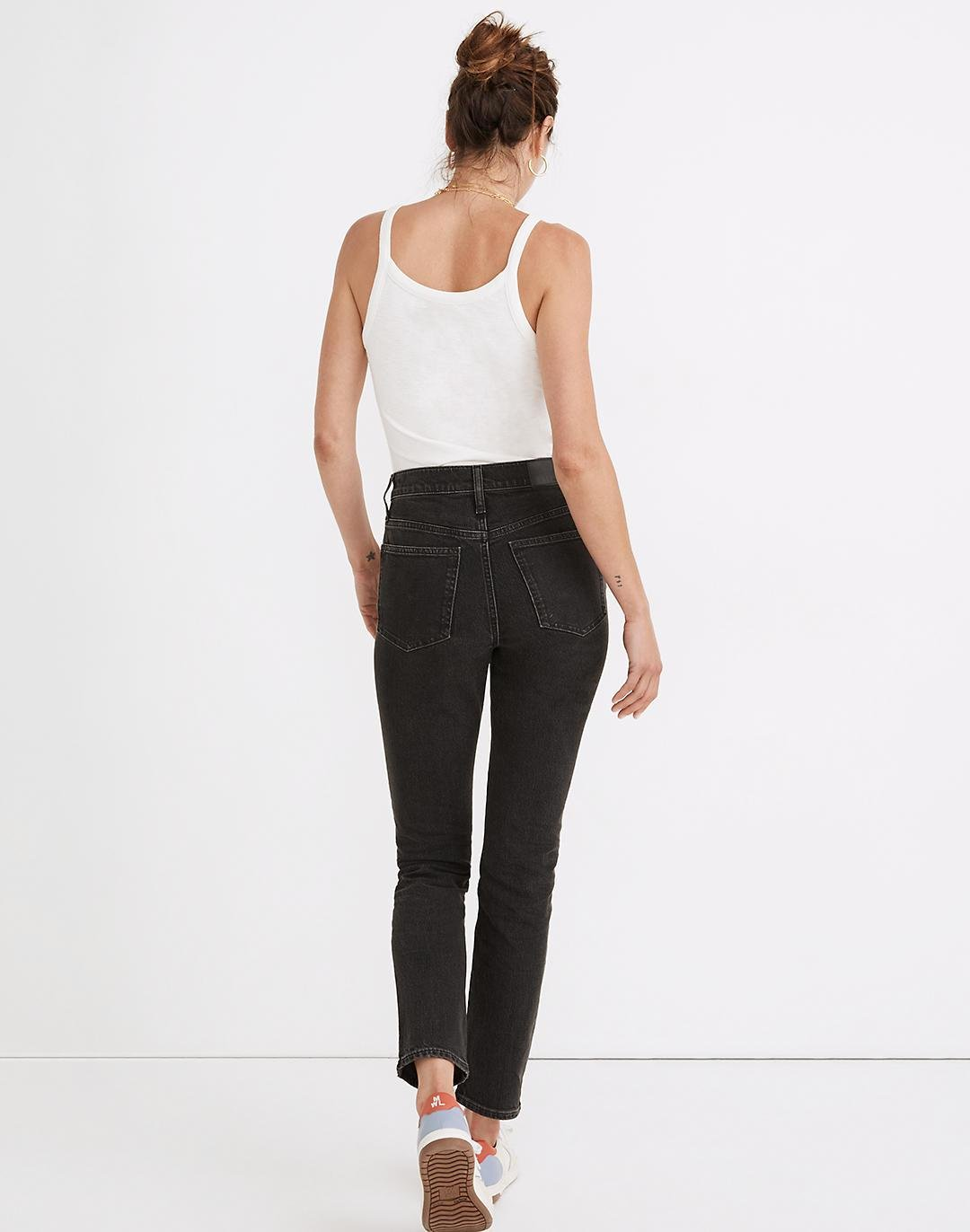 The Petite Perfect Vintage Jean in Lunar Wash 2
