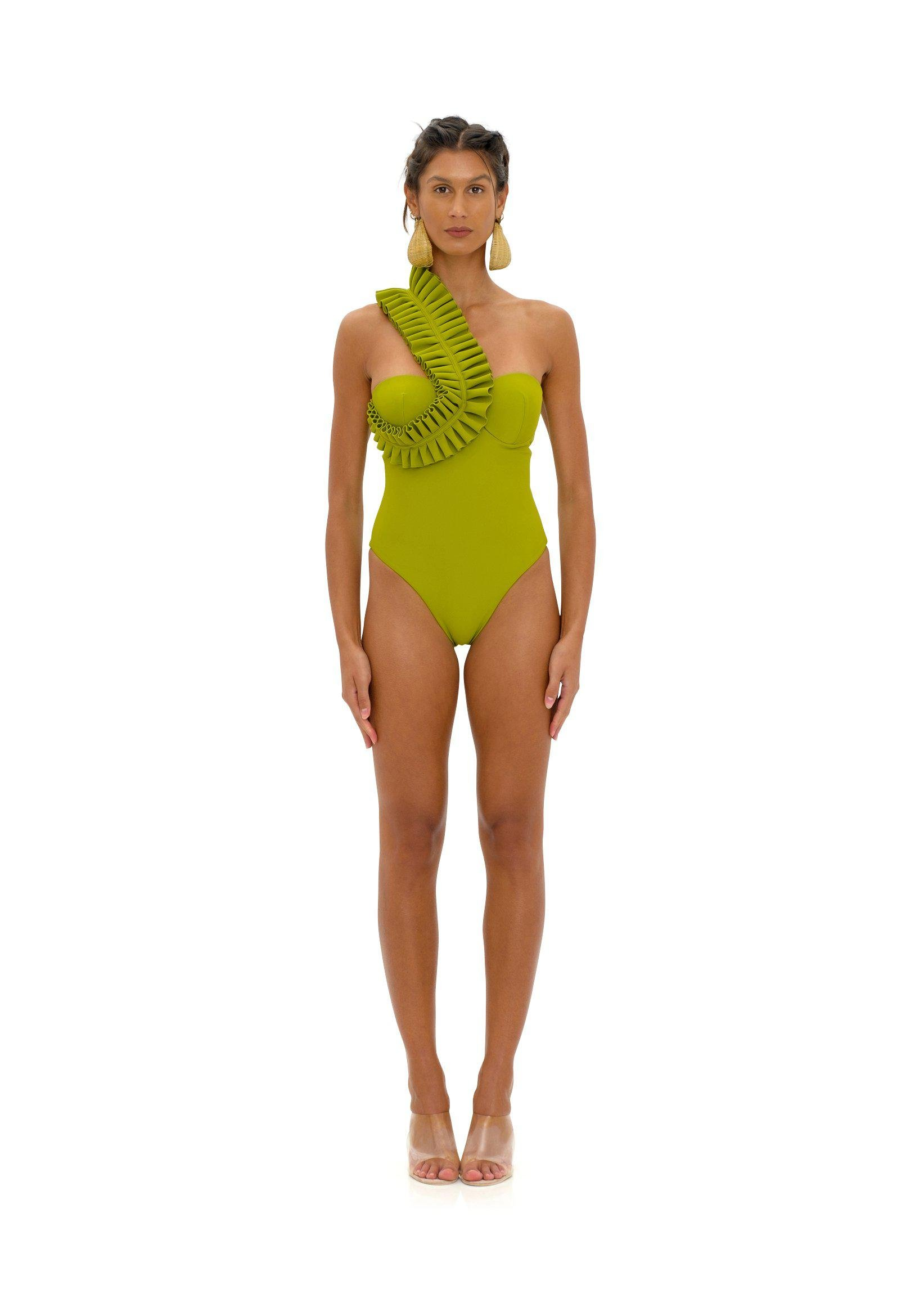 NISI OLIVE ONE PIECE SWIMSUIT