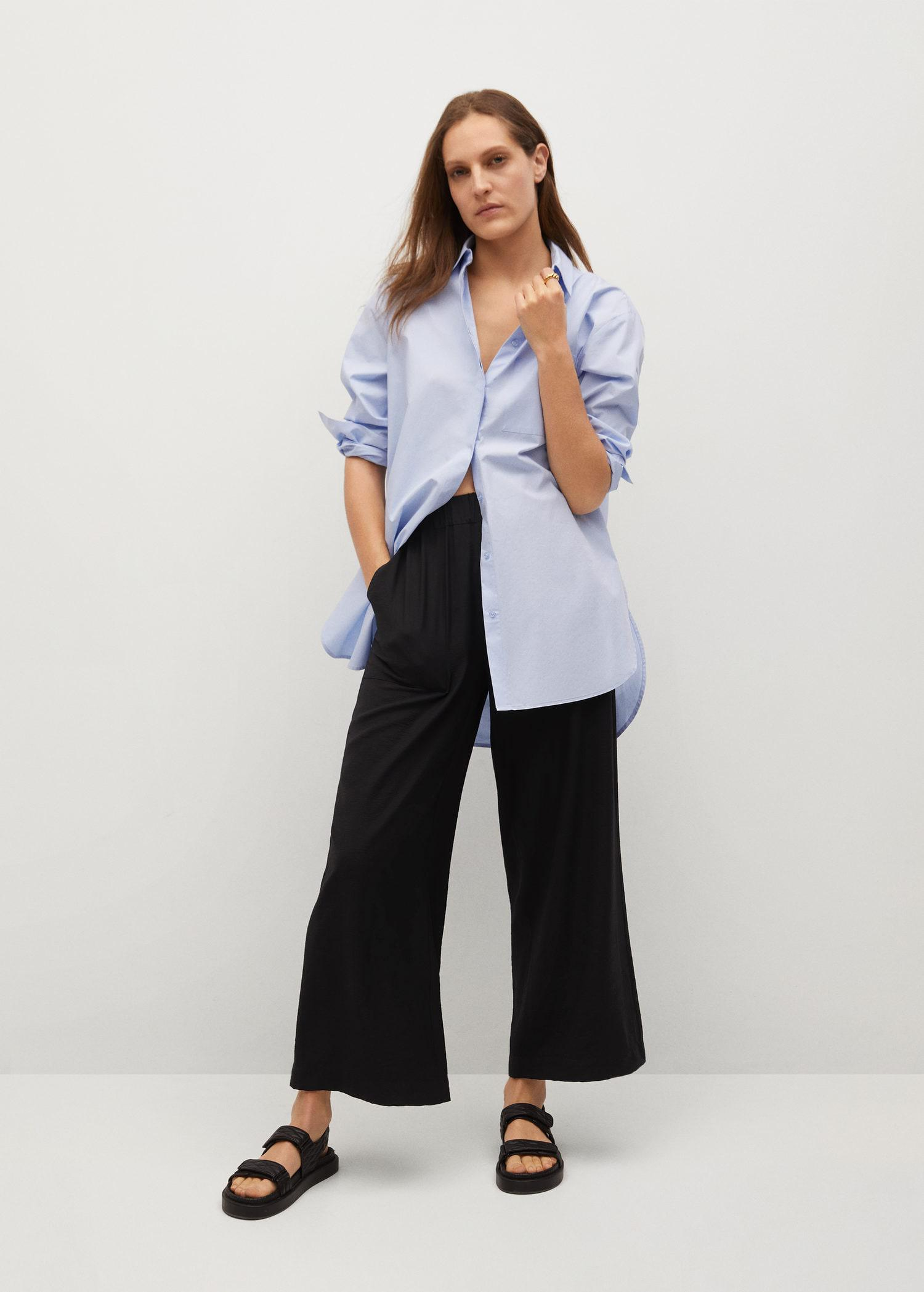 Culottes trousers 1