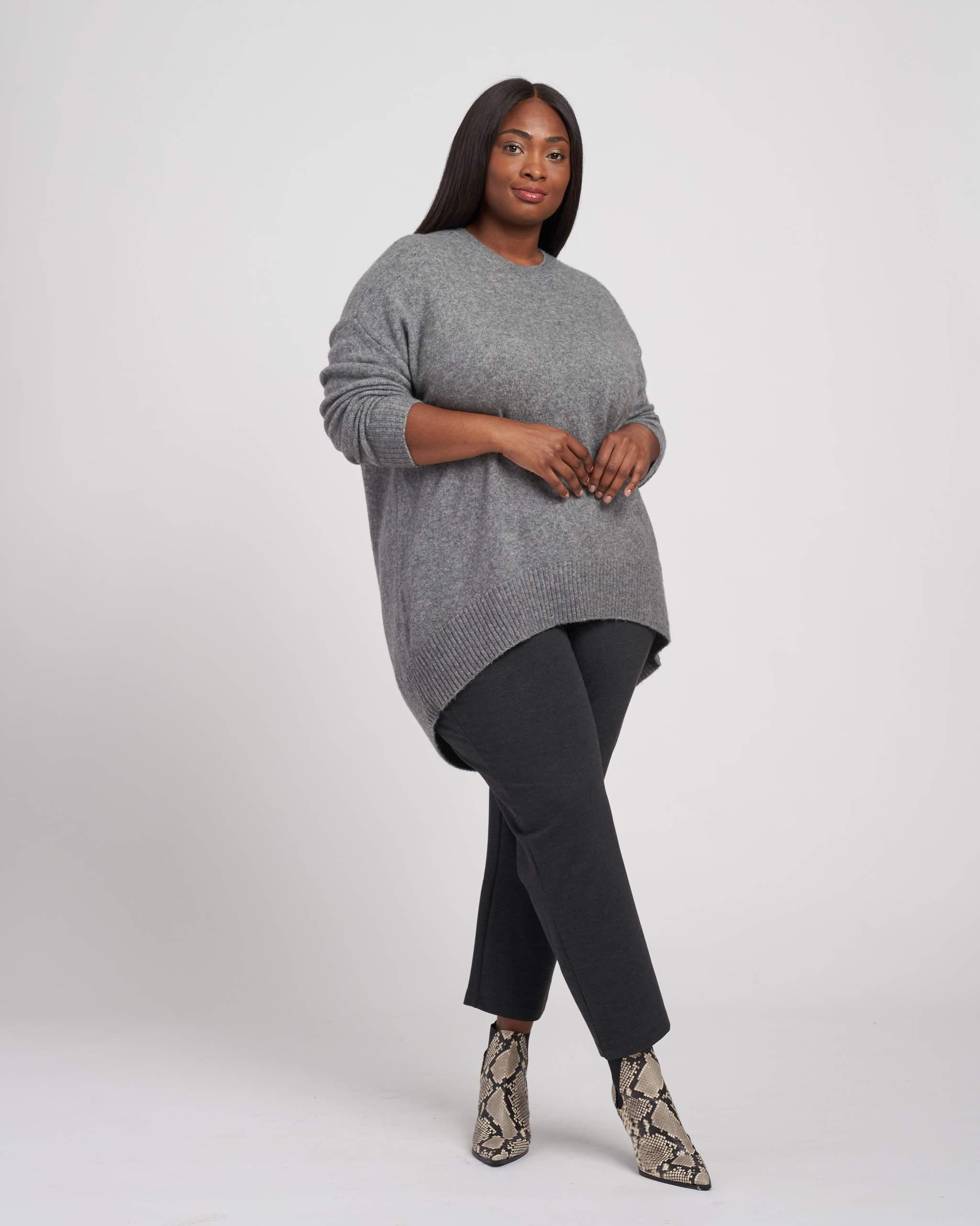 Melissa High-Low Sweater