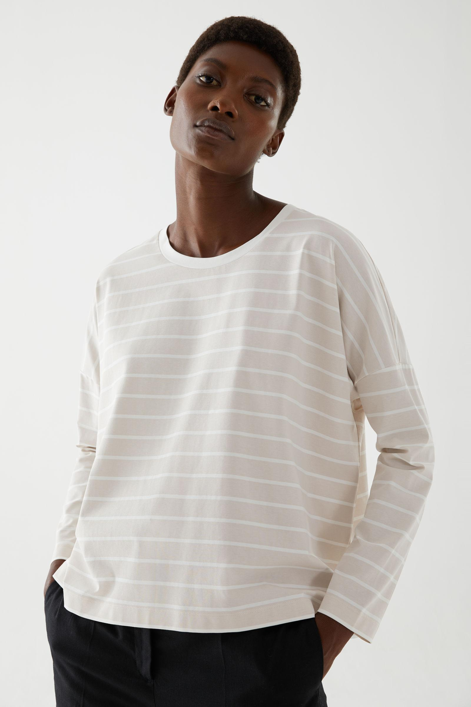 RELAXED COTTON TOP