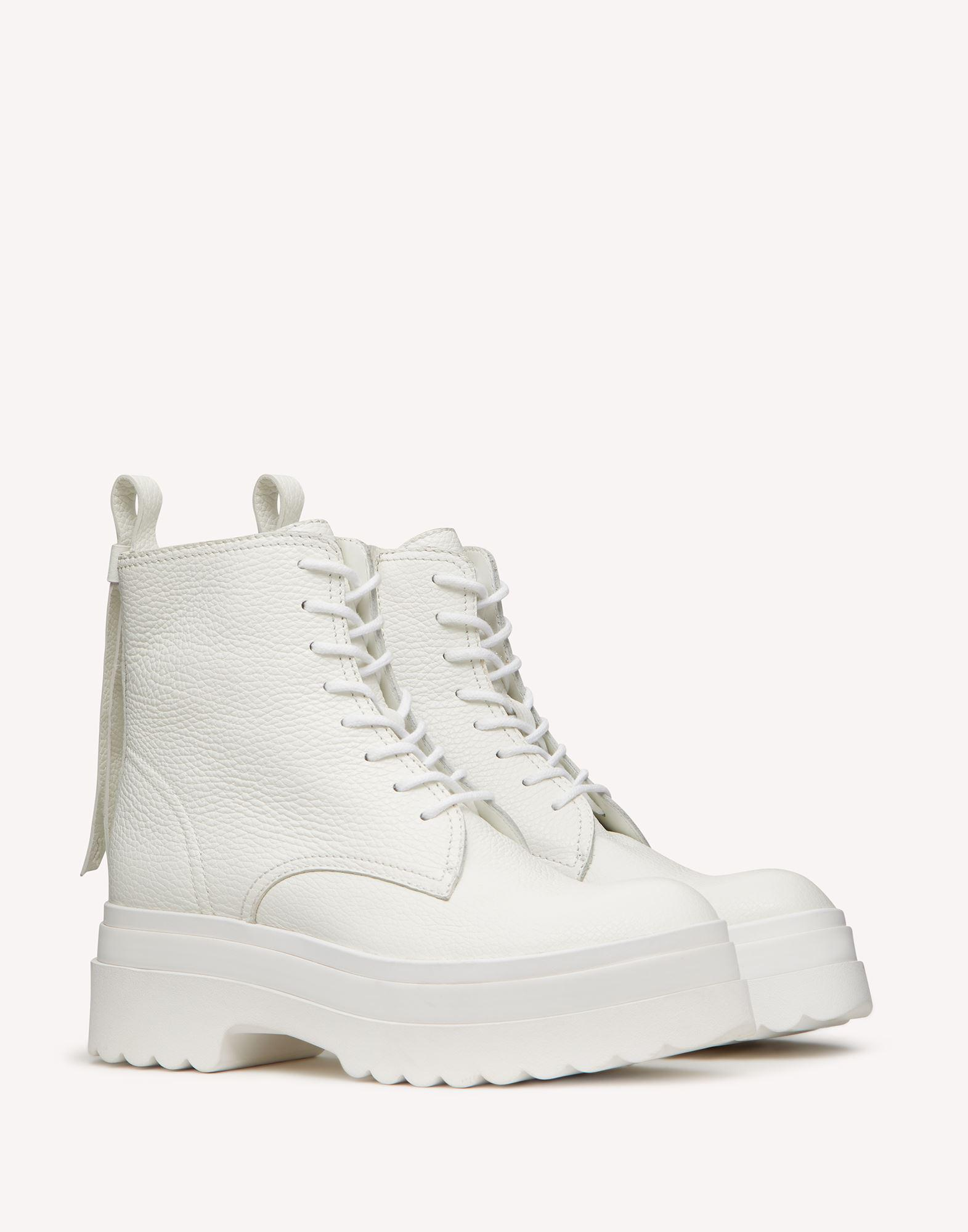 LYE(RED) SOLE COMBAT BOOT 1