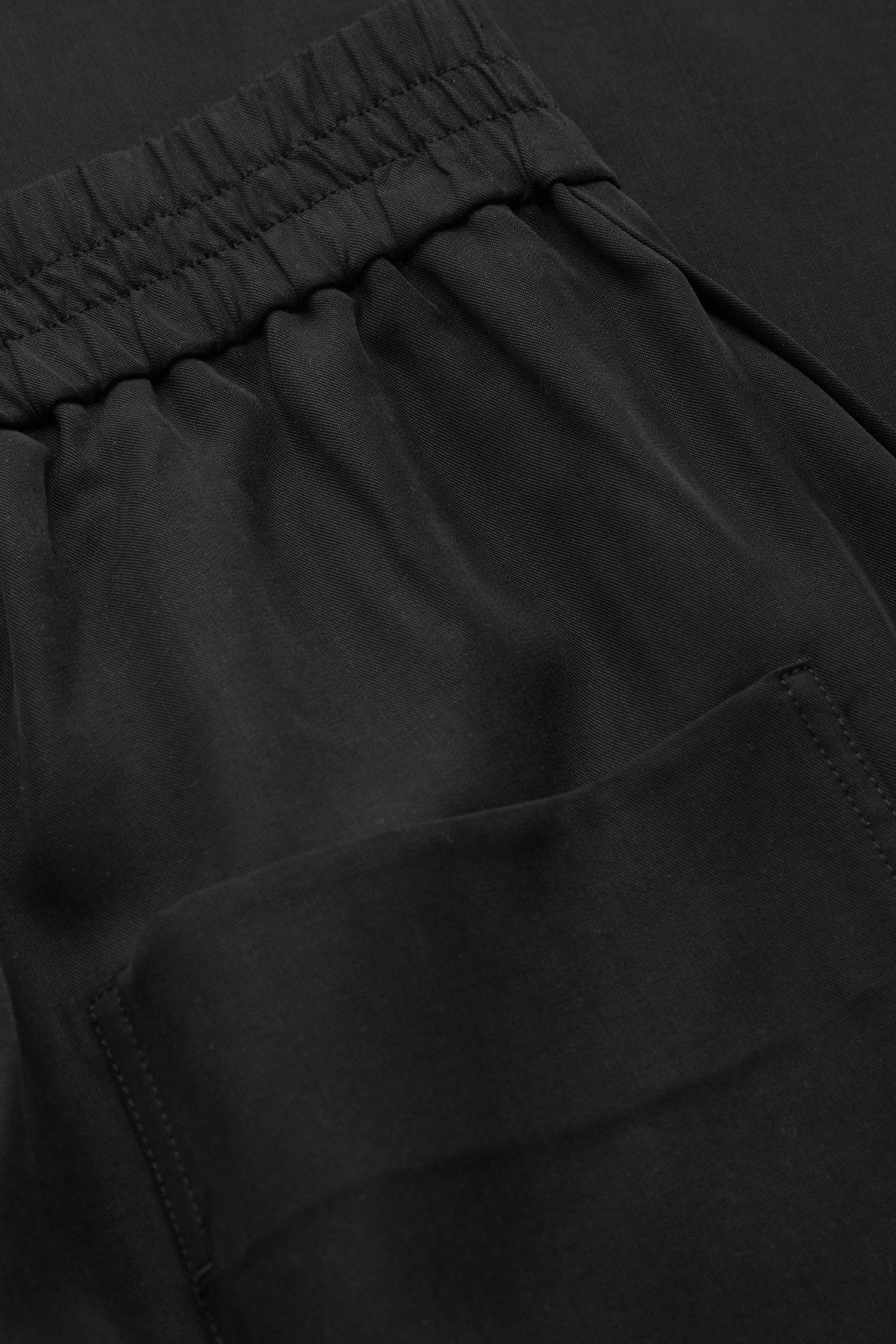 ELASTICATED RELAXED-LEG TROUSERS 8