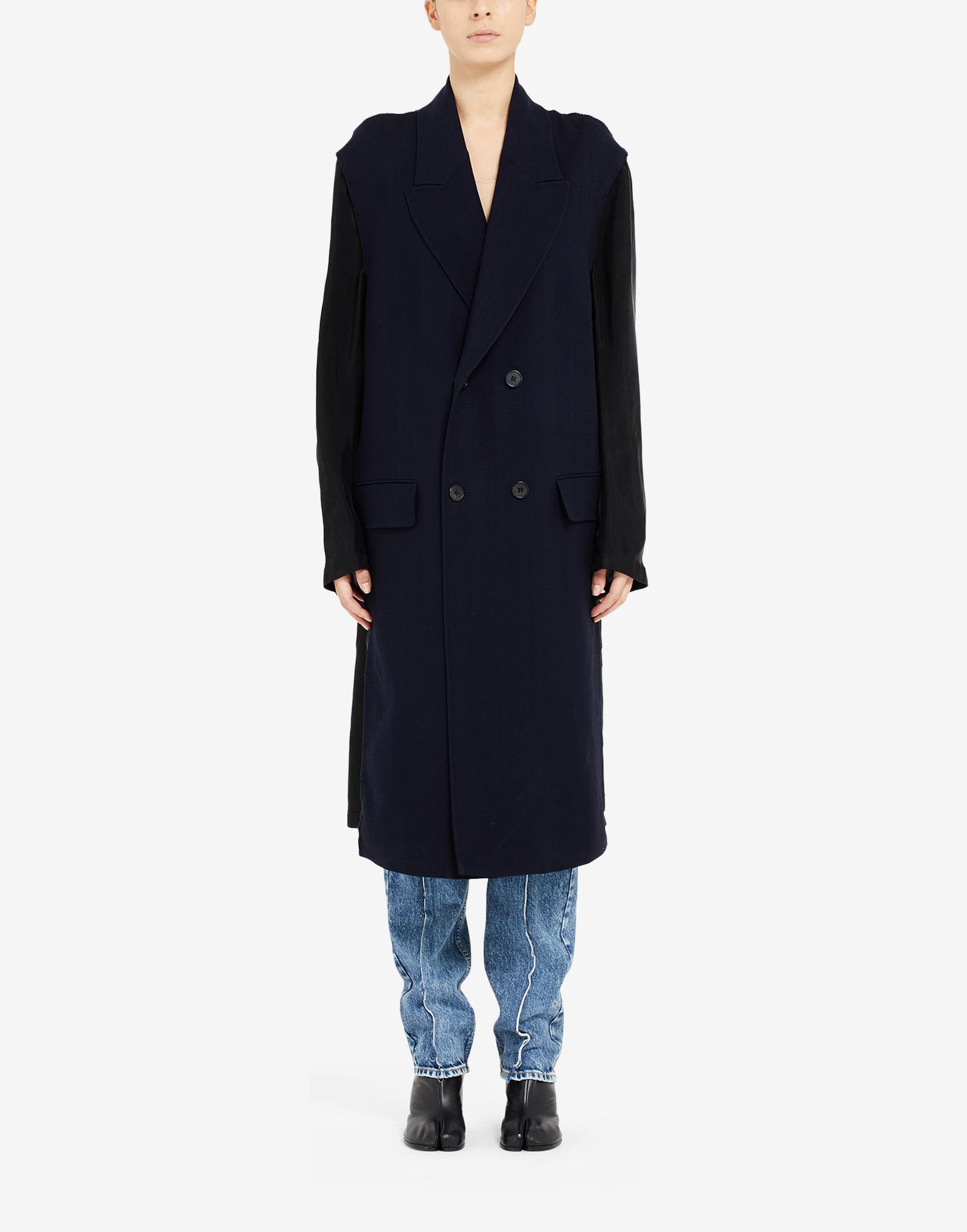 Anonymity of the lining coat