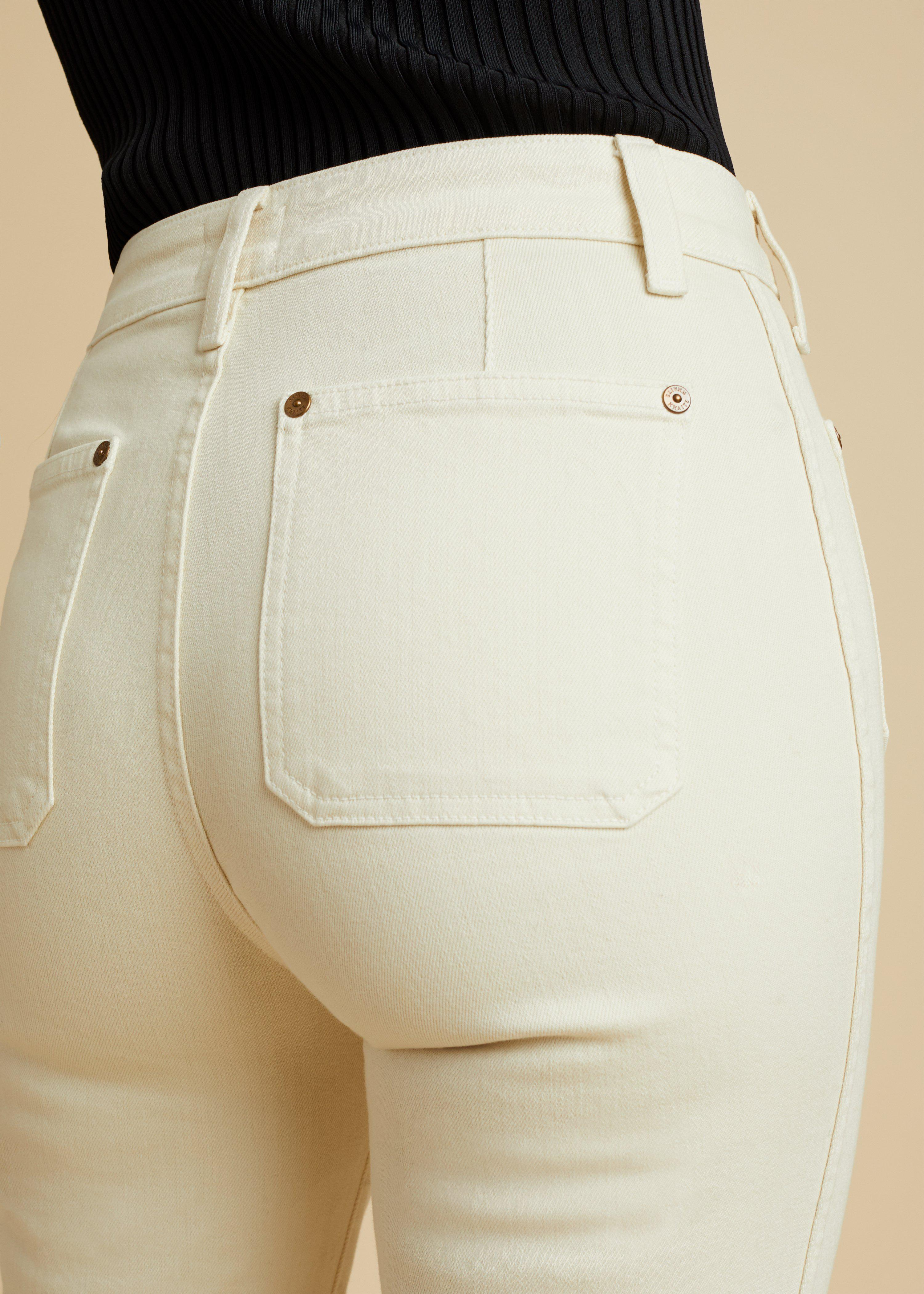 The Raquel Jean in Ivory 3