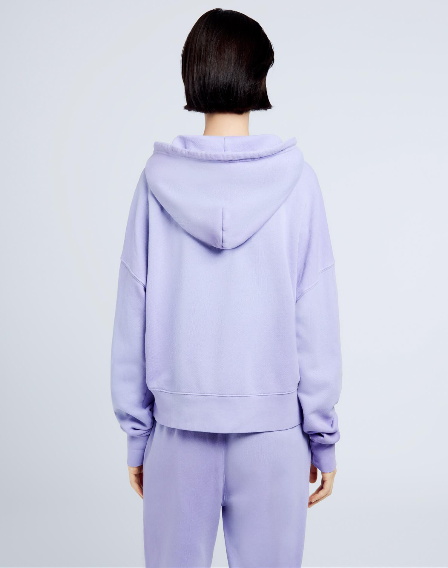 Classic Hoodie - Faded Orchid 4