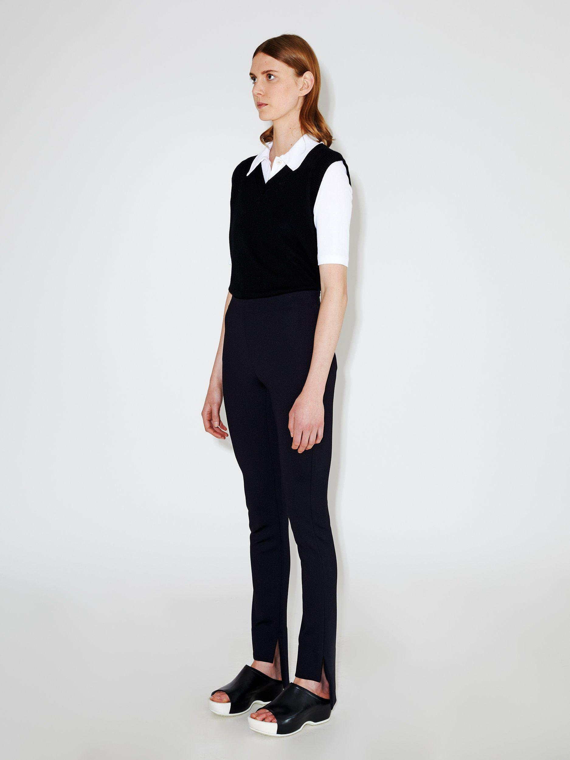 Skinny Cropped Front Pant 2