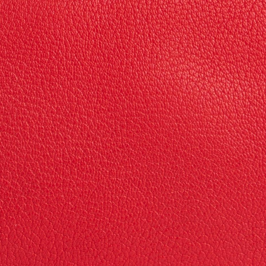 Rachel Red Grained Leather 6