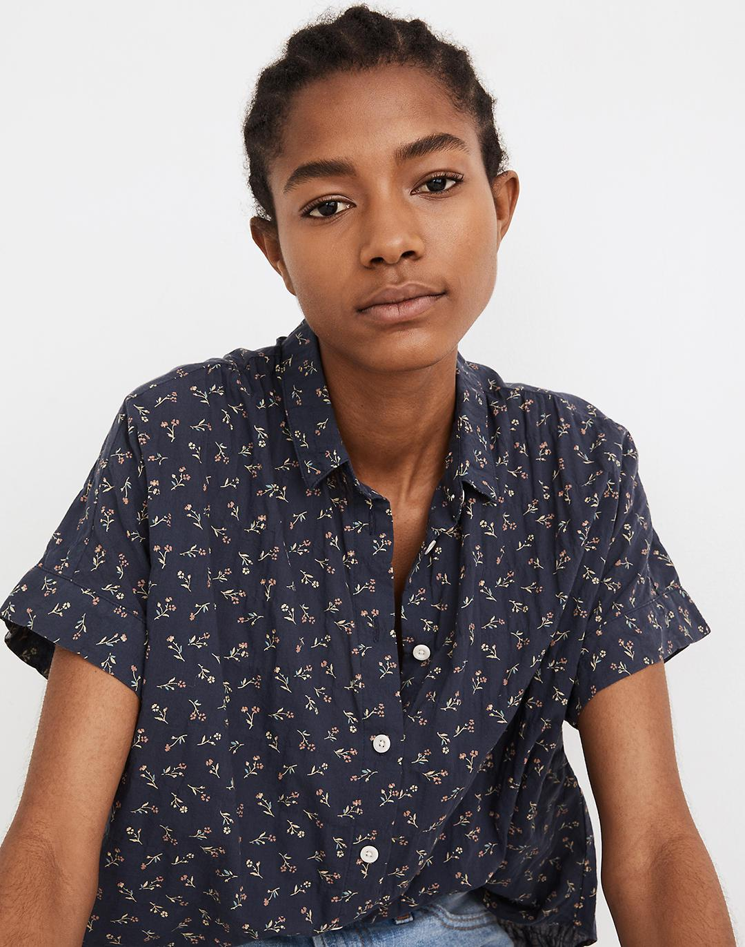 Hilltop Shirt in Adorable Ditsy 1