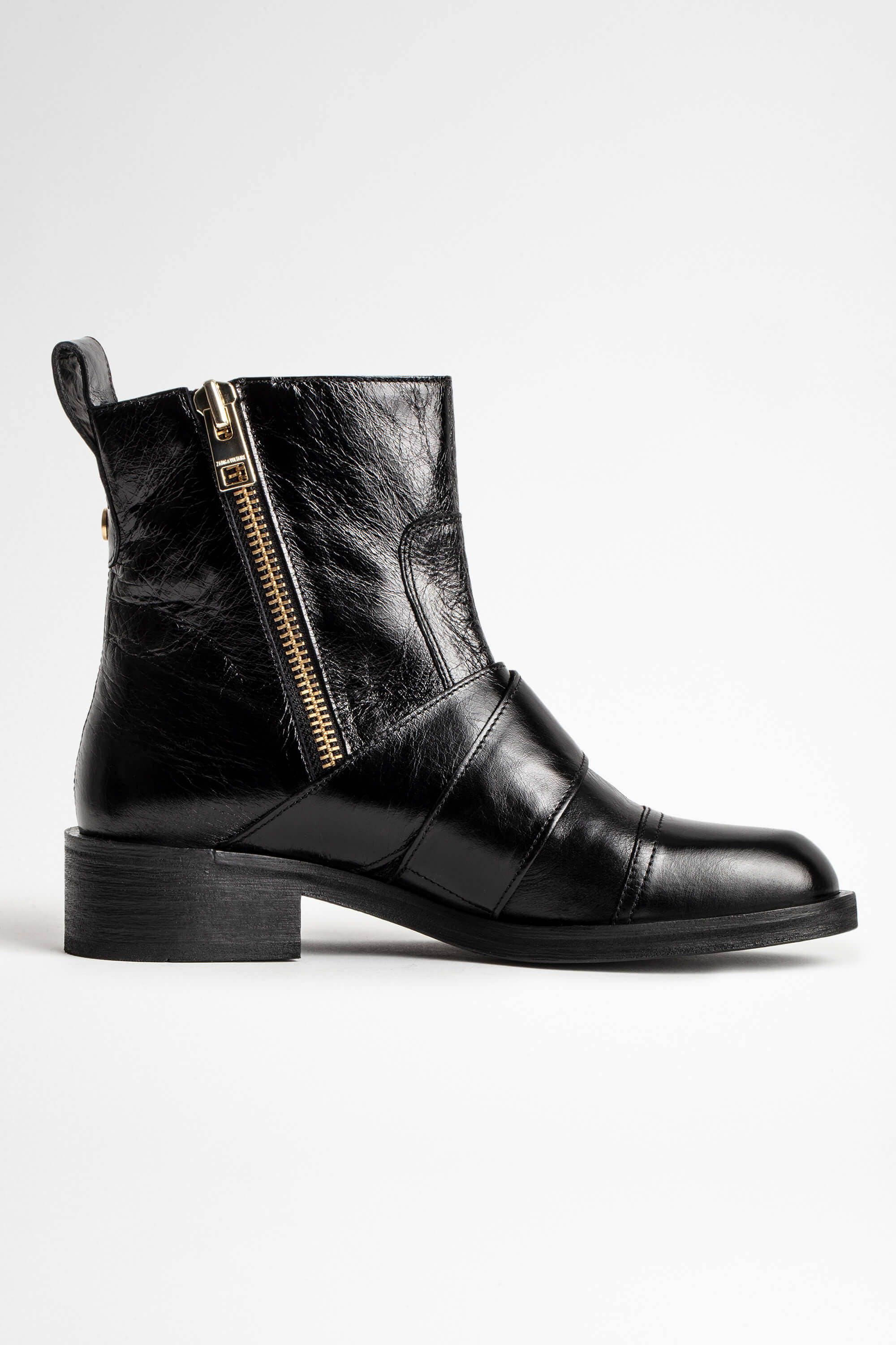 Empress Ankle Boots 1