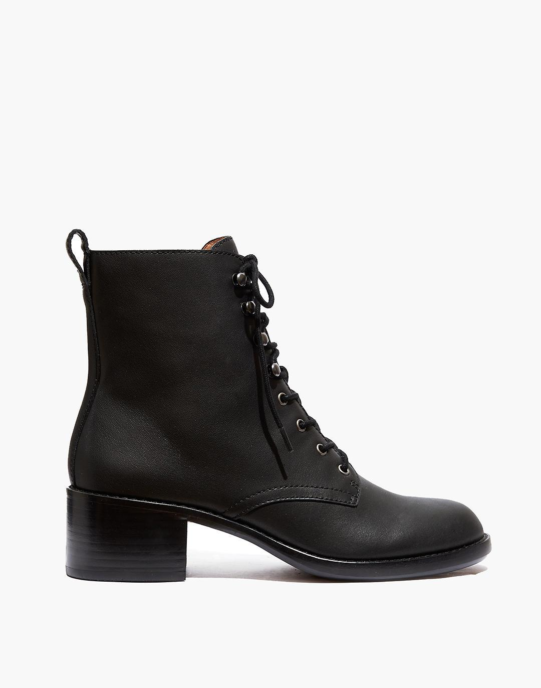 The Patti Lace-Up Boot 1