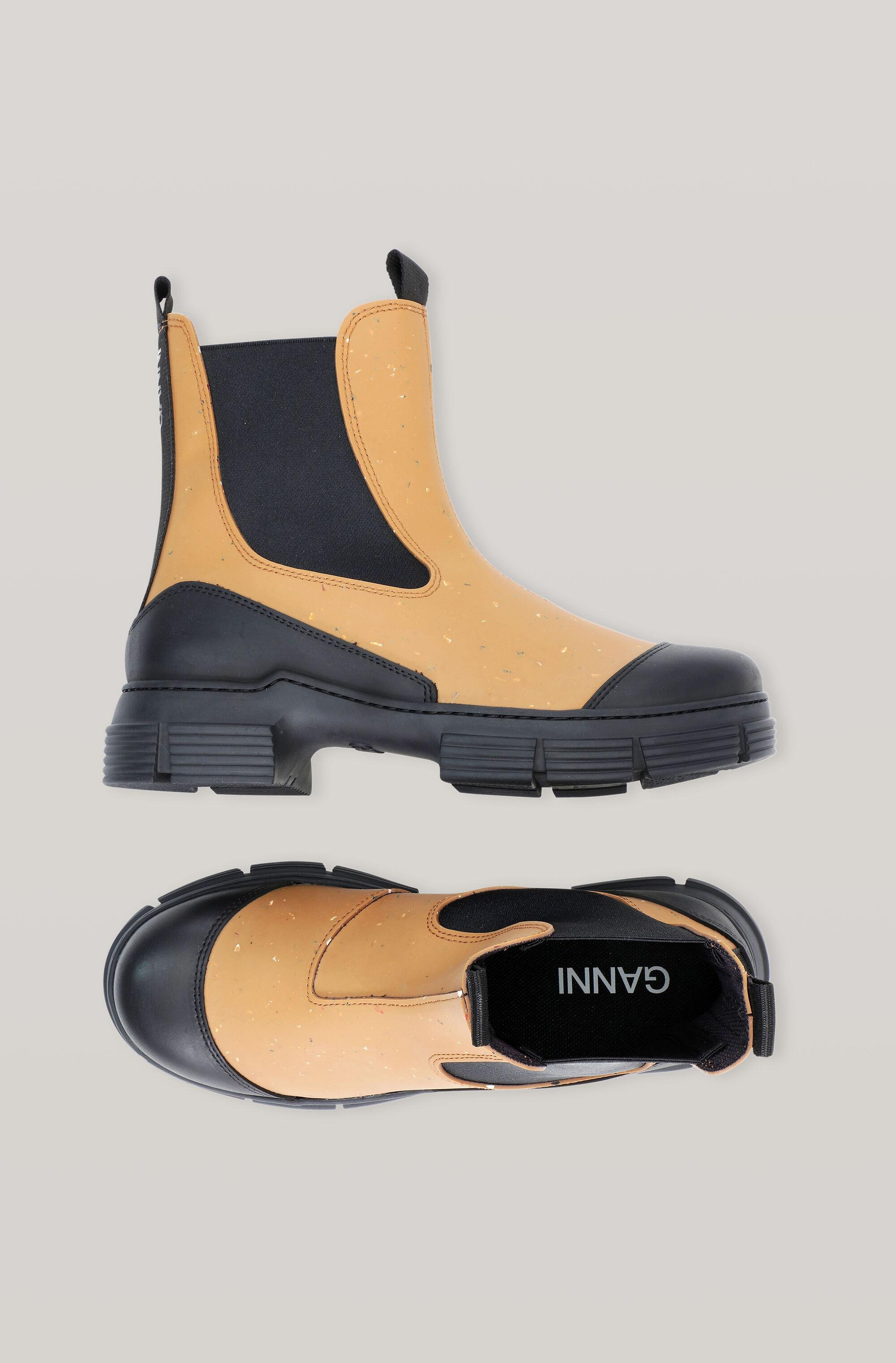 Recycled Rubber City Boot 1