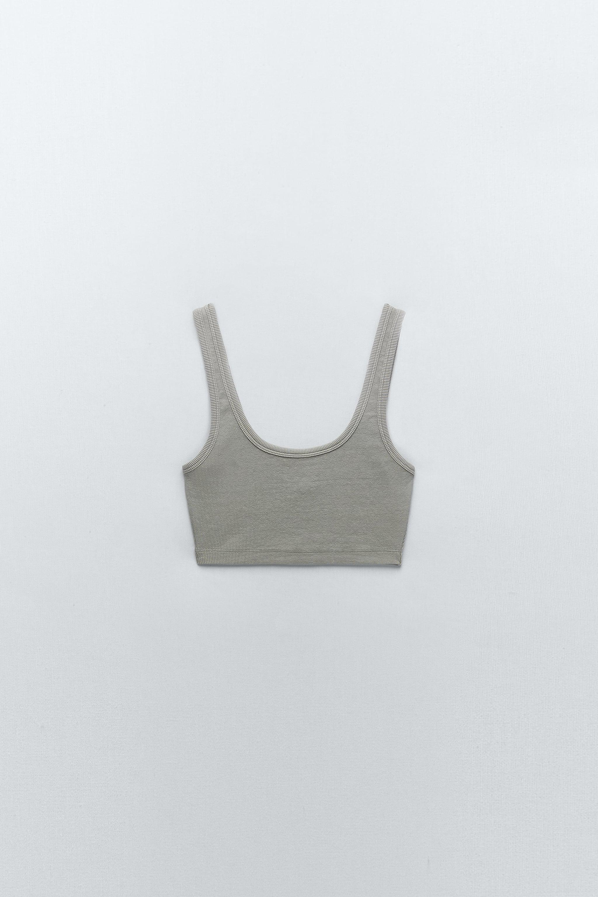 WASHED EFFECT CROP TOP 3