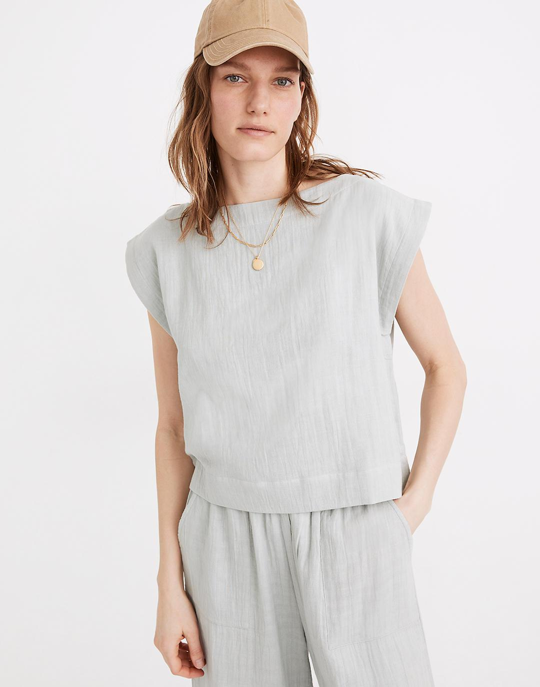 Madewell x LAUDE the Label Everyday Top