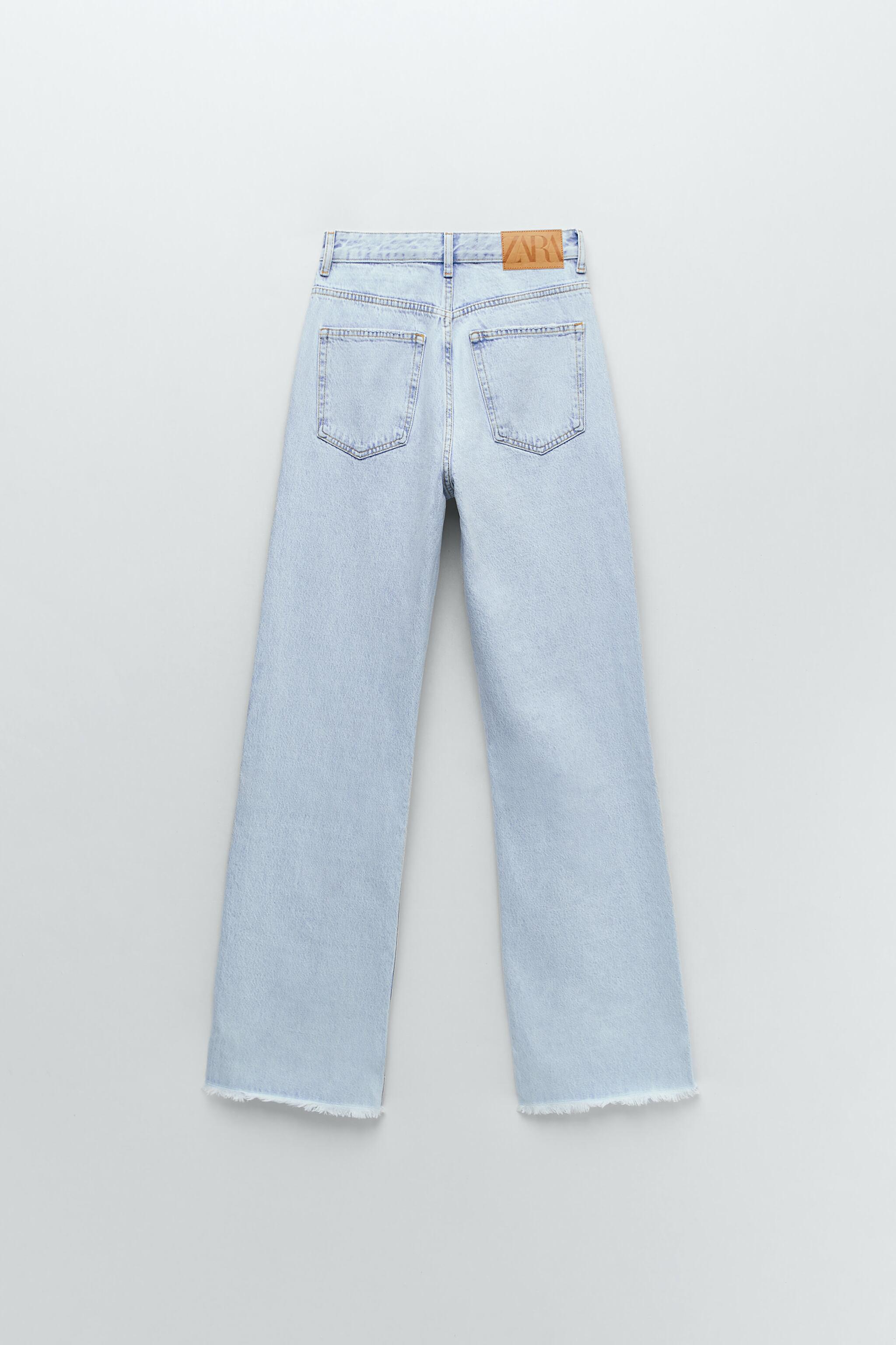 Z1975 HIGH RISE STRAIGHT JEANS 1