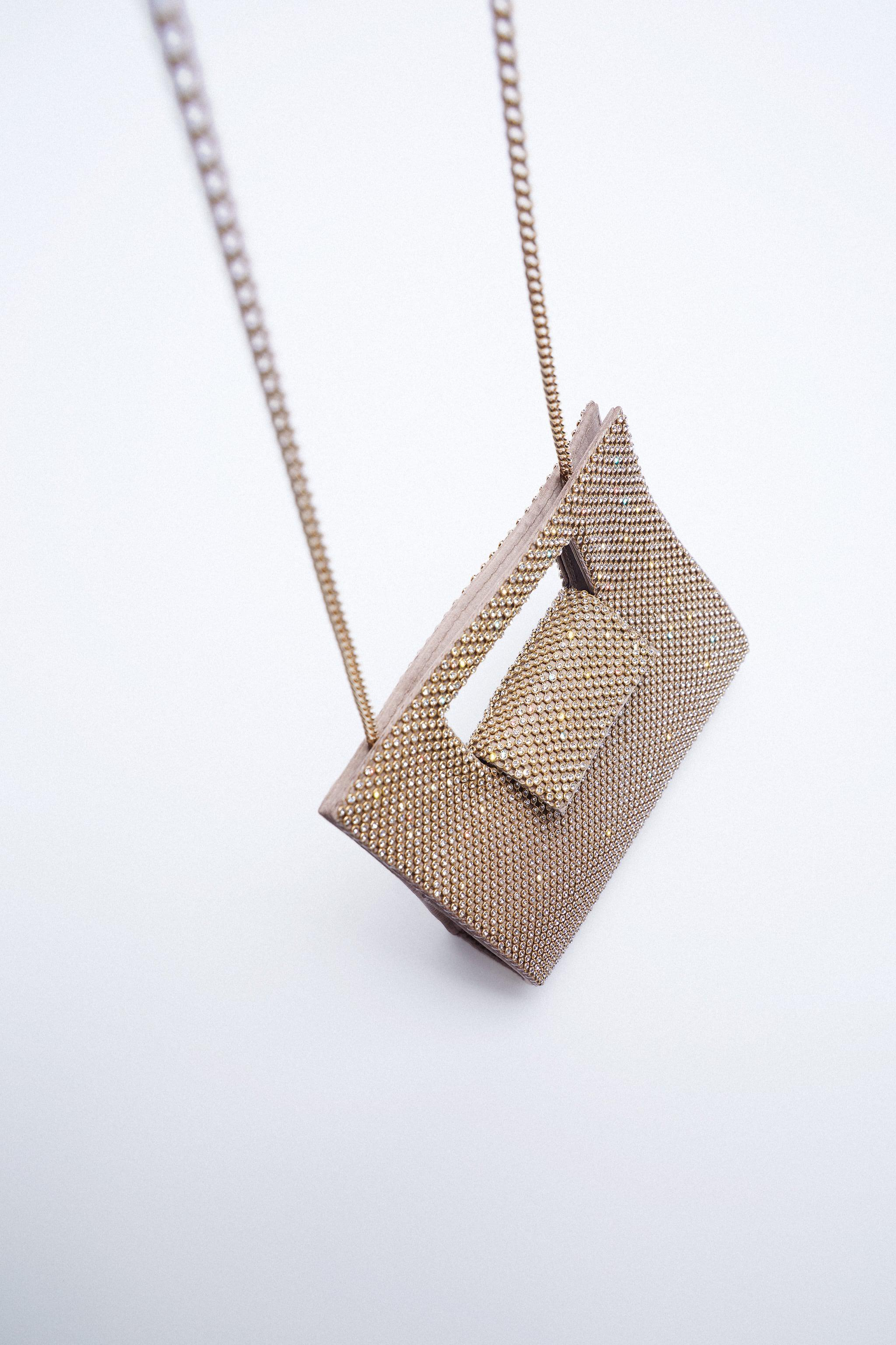 CUT OUT SHIMMERY BOX BAG 2