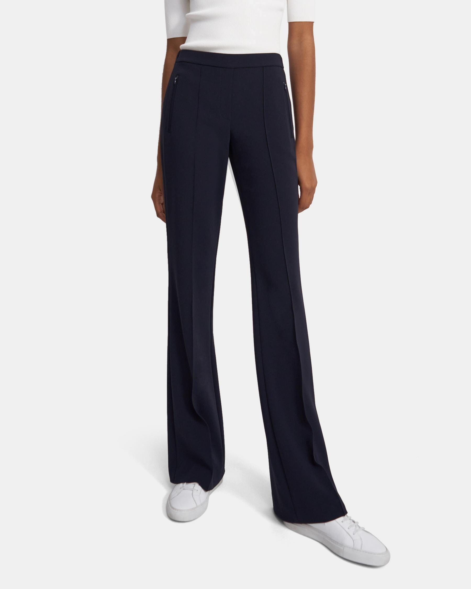 Demitria Pull-On Pant in Crepe 4