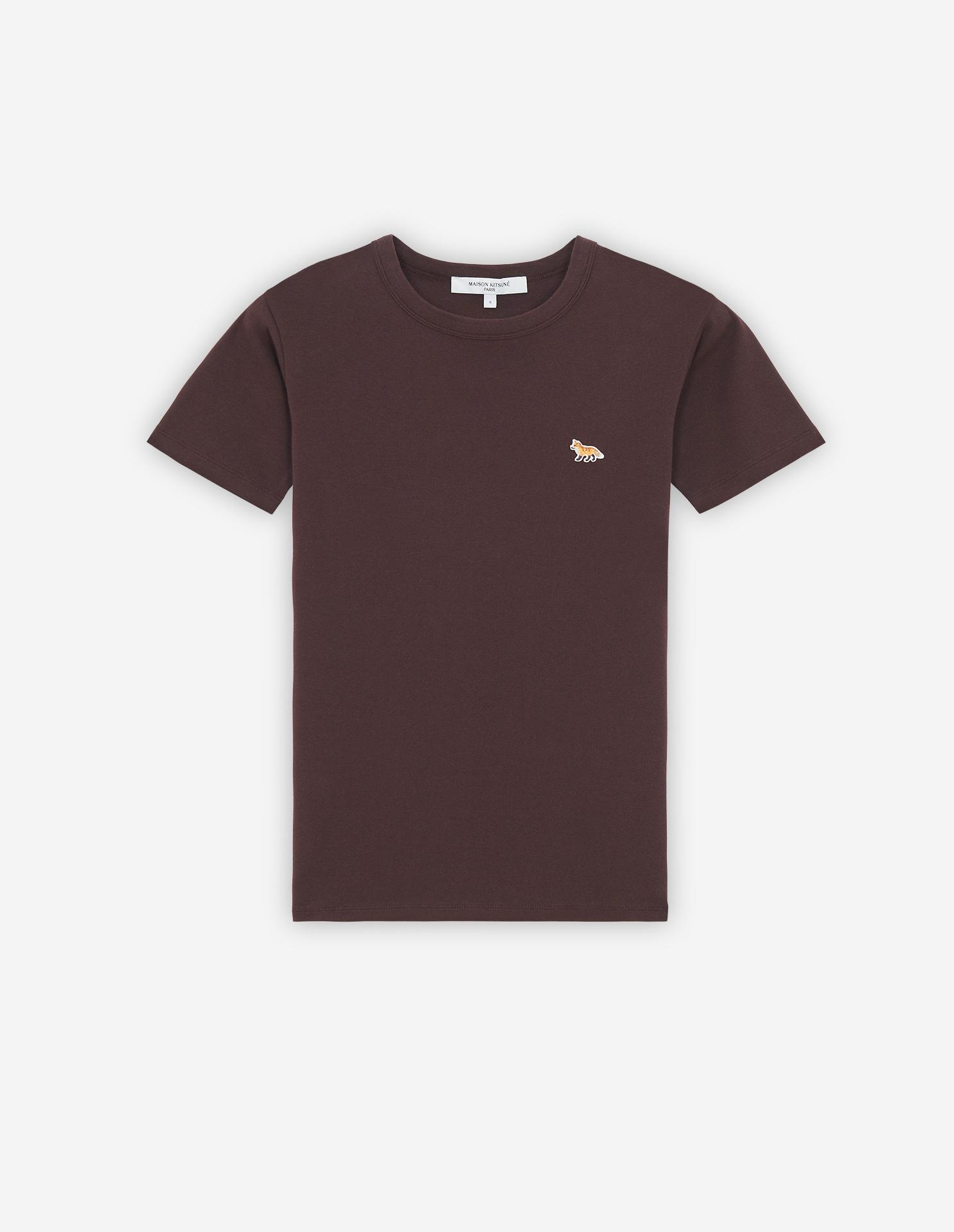BABY FOX PATCH FITTED TEE-SHIRT