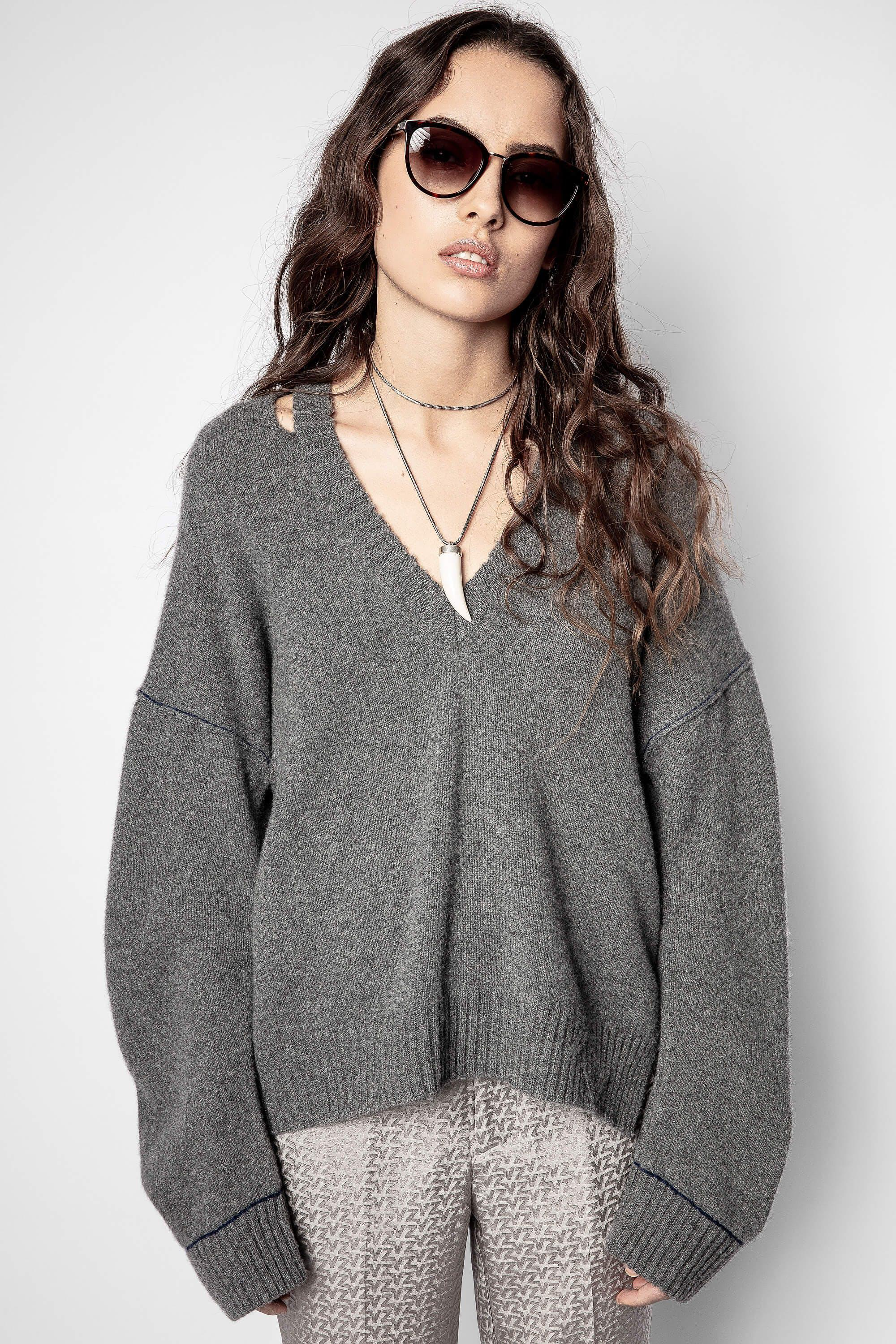 Stoned Recycled Pullover