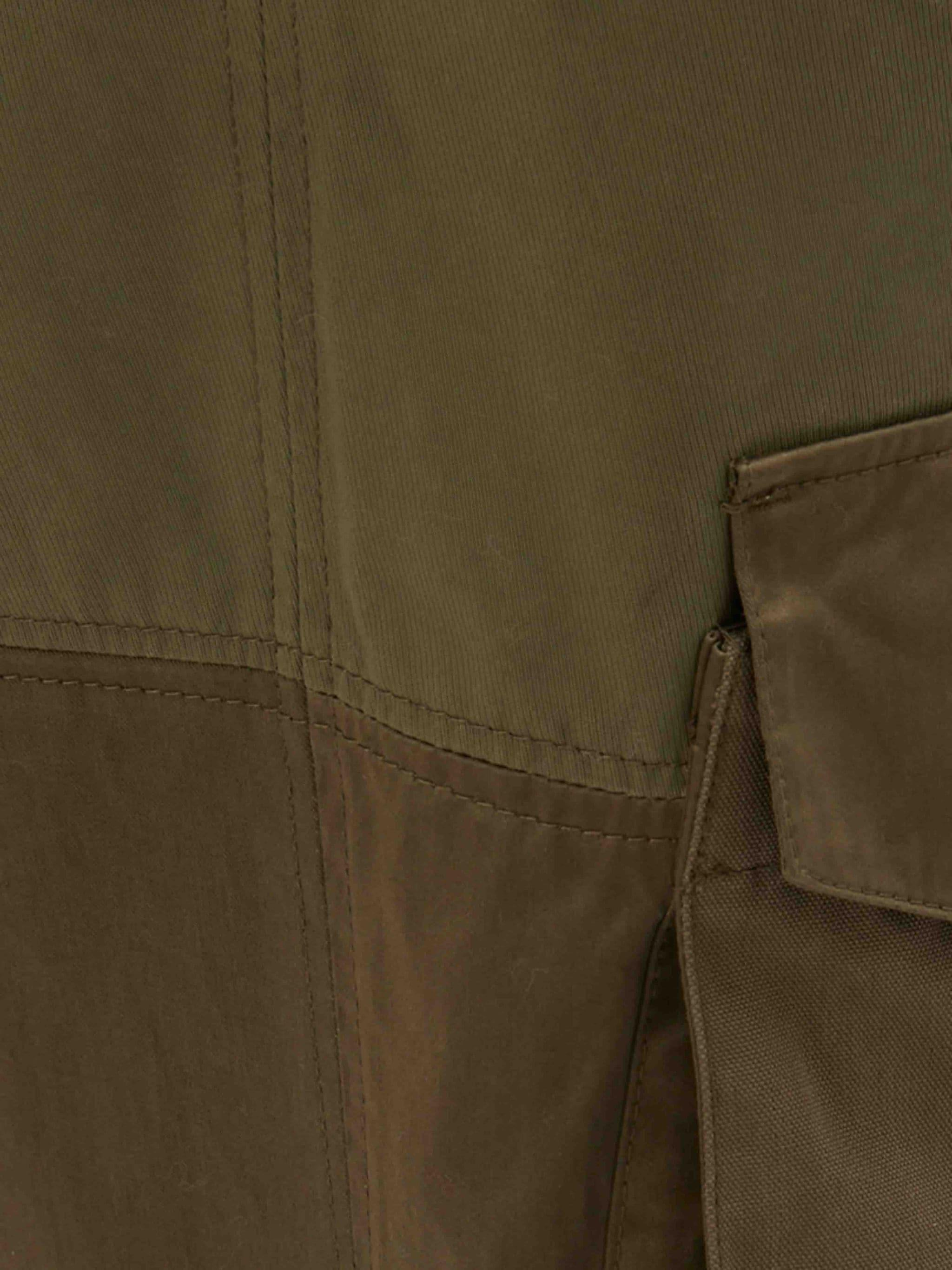 TAPERED CARGO TROUSERS 4