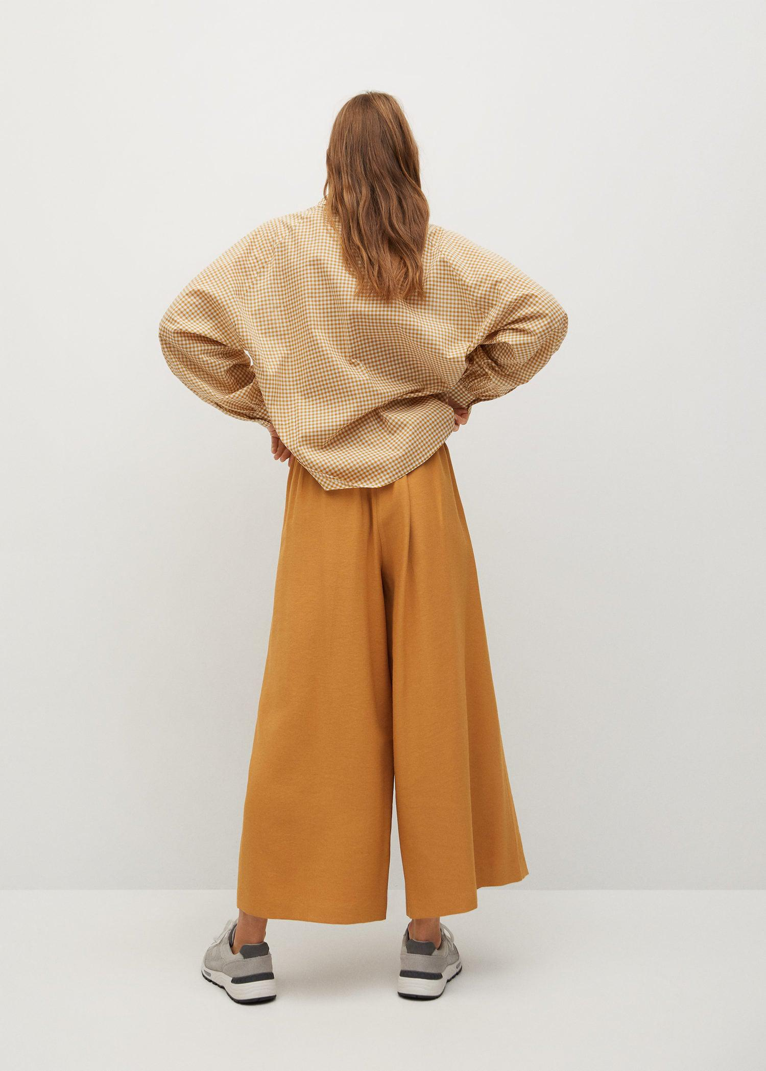 Culottes trousers 2