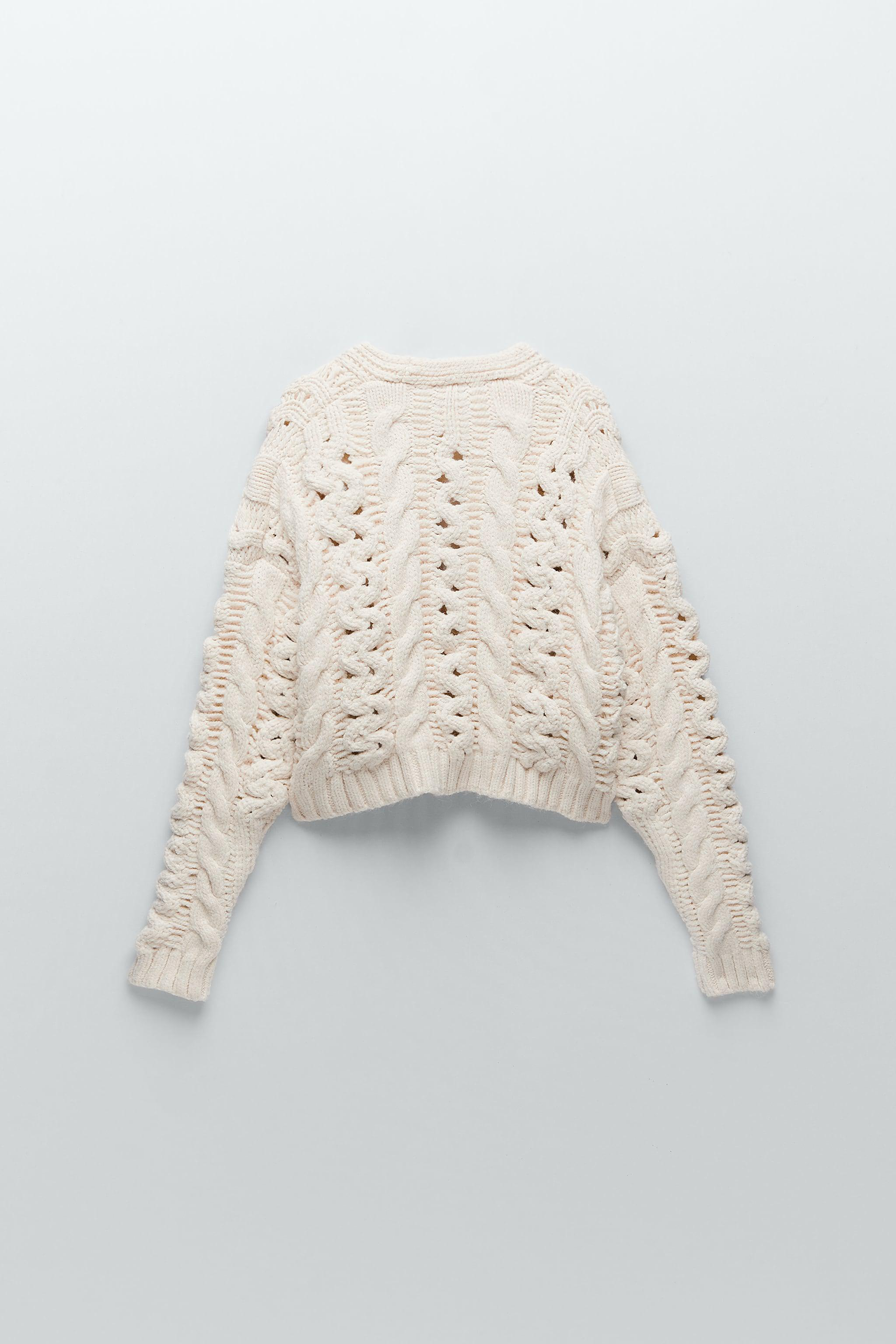 CABLE KNIT CARDIGAN 4