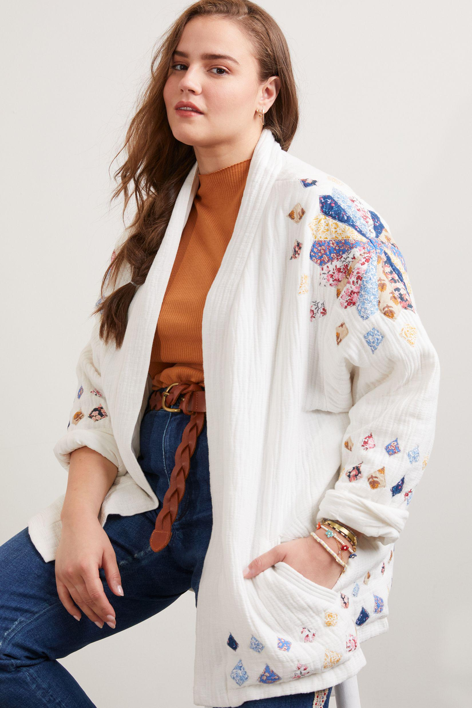 Quilted Patchwork Jacket 3