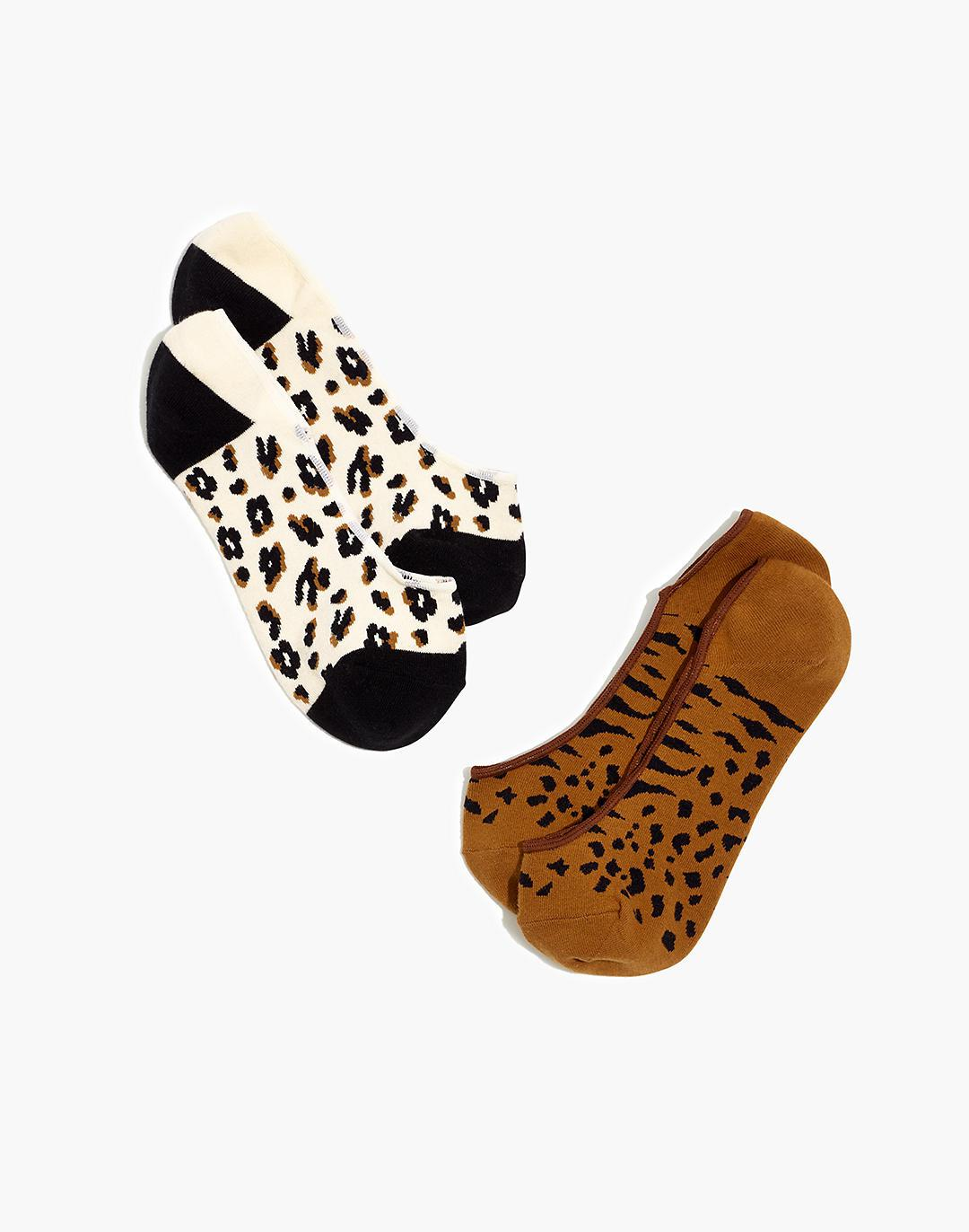 Two-Pack Animal Attraction Low-Profile Socks