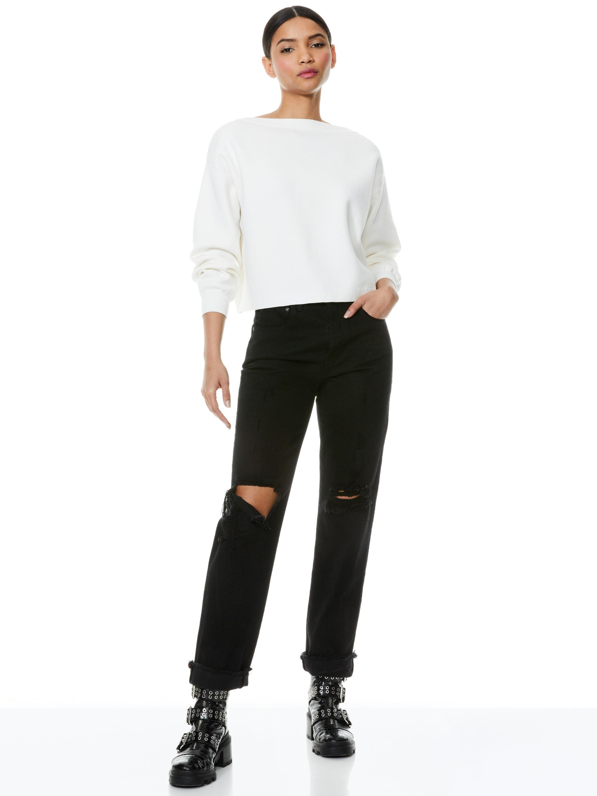 NORA REVERSIBLE DRAWCORD PULLOVER 2