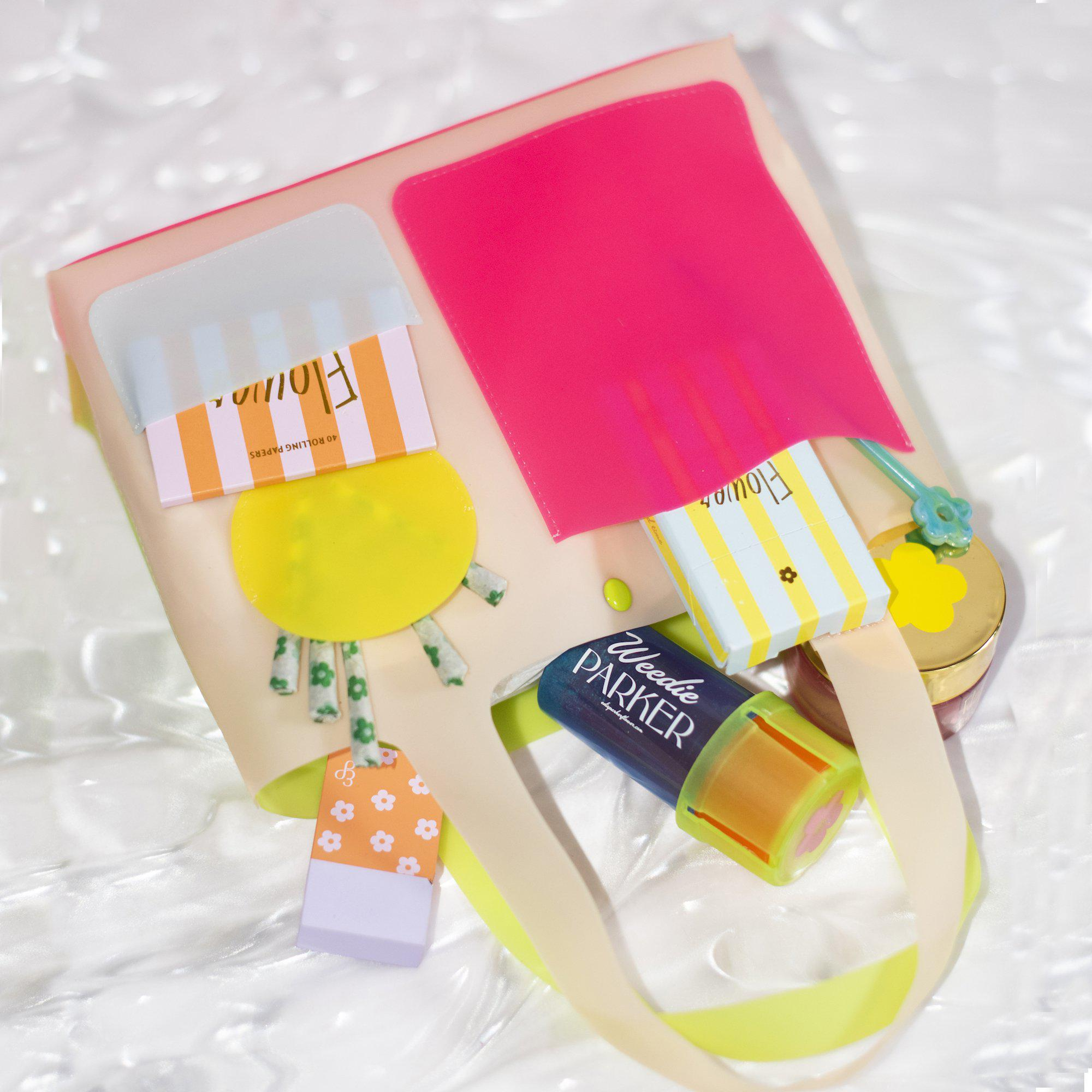 Mini Jelly Tote in Candy Coated 3