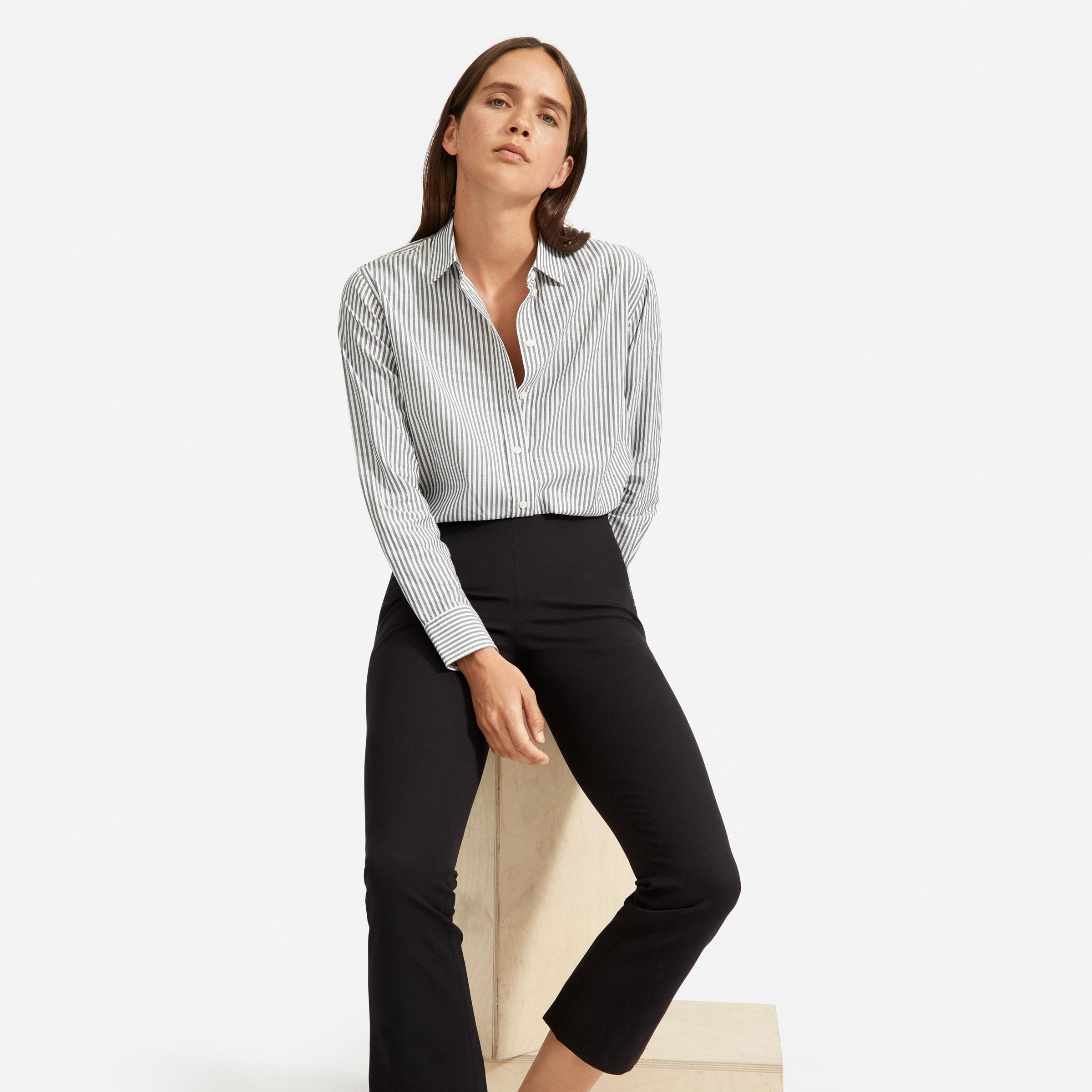 The Silky Cotton Relaxed Shirt 2