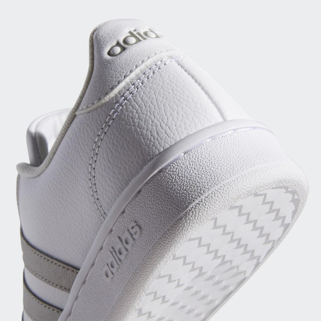 Grand Court Shoes White 3