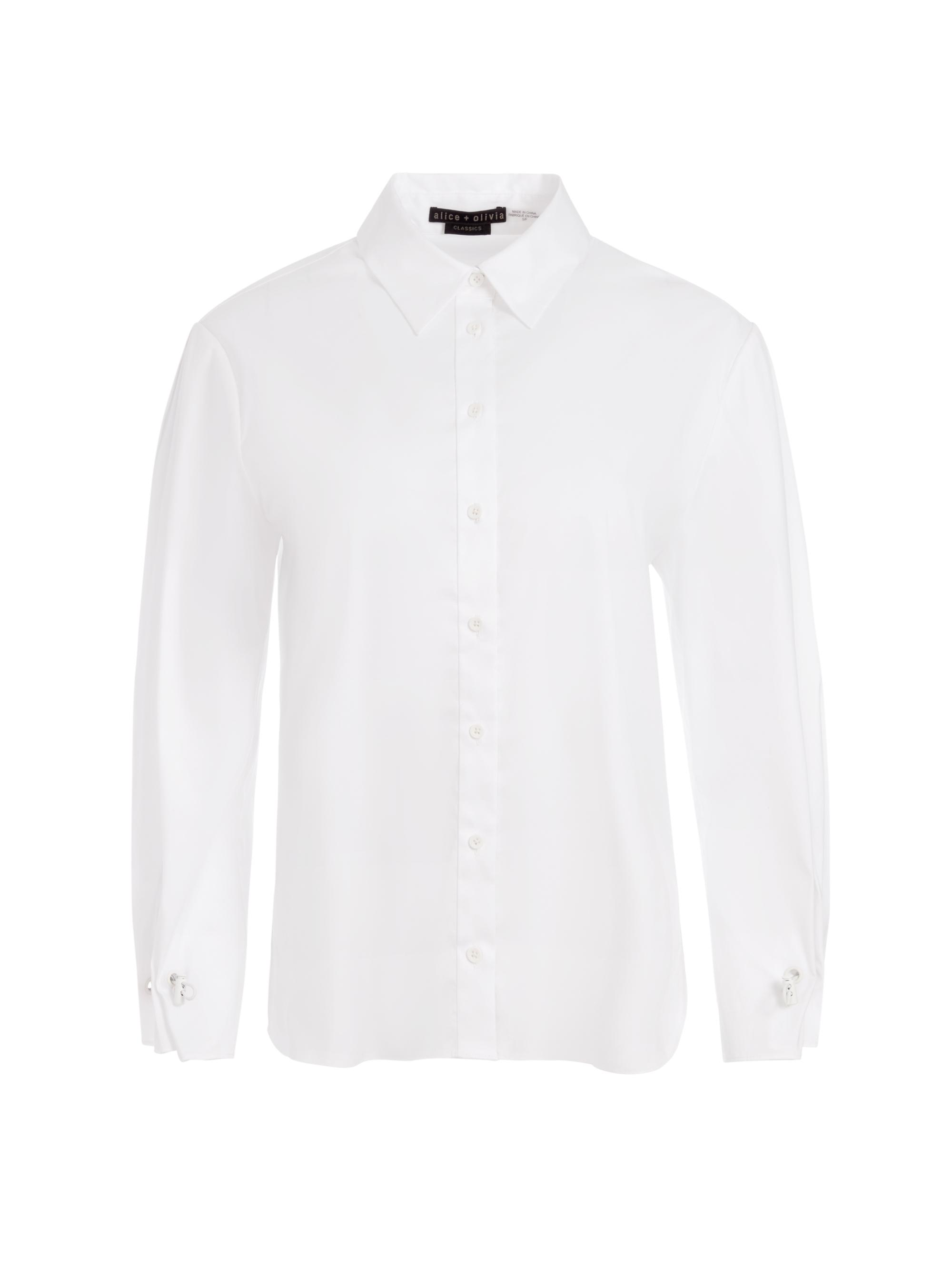 WES PLEATED SLEEVE BUTTON DOWN 5