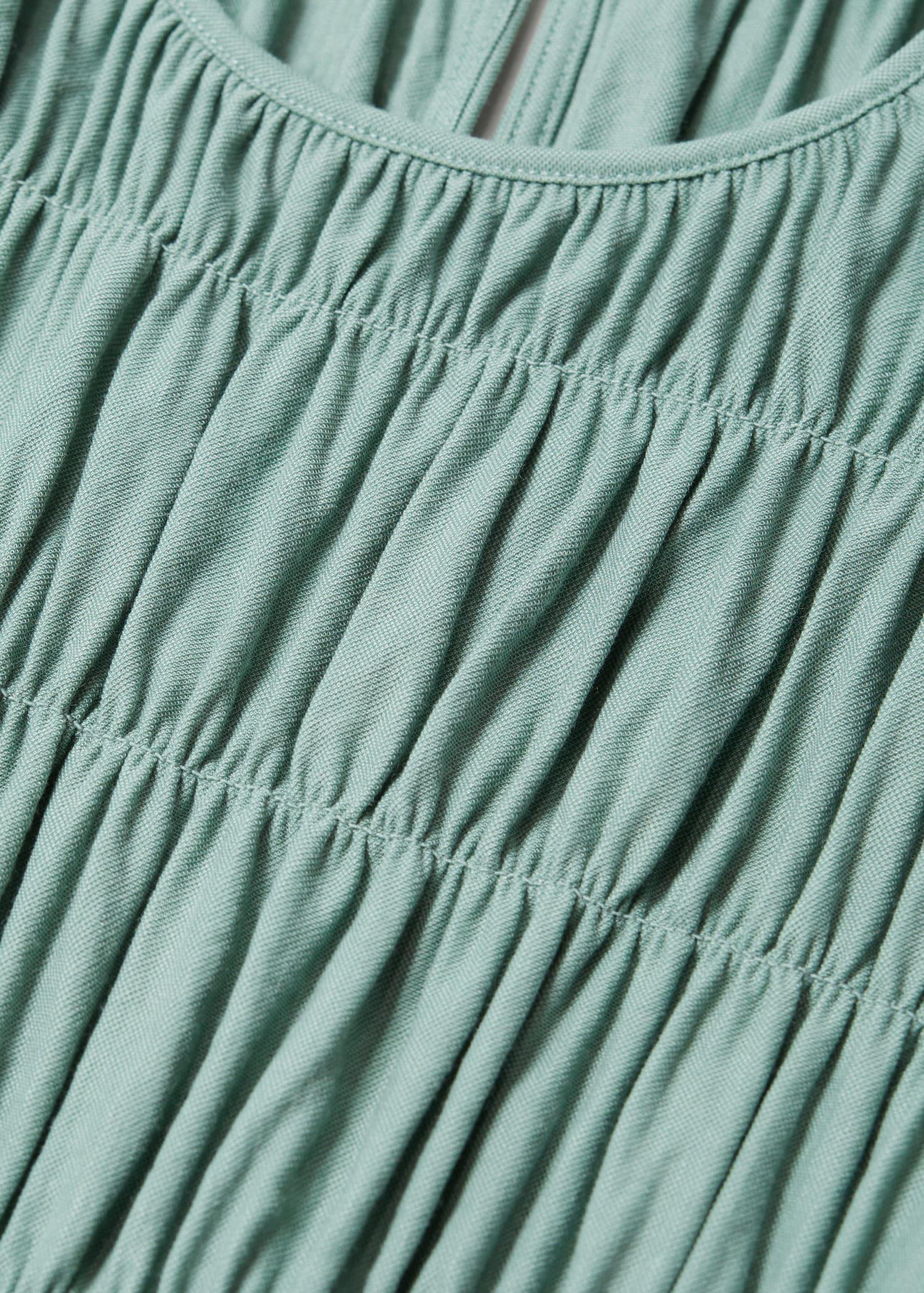Ruched detail dress 4