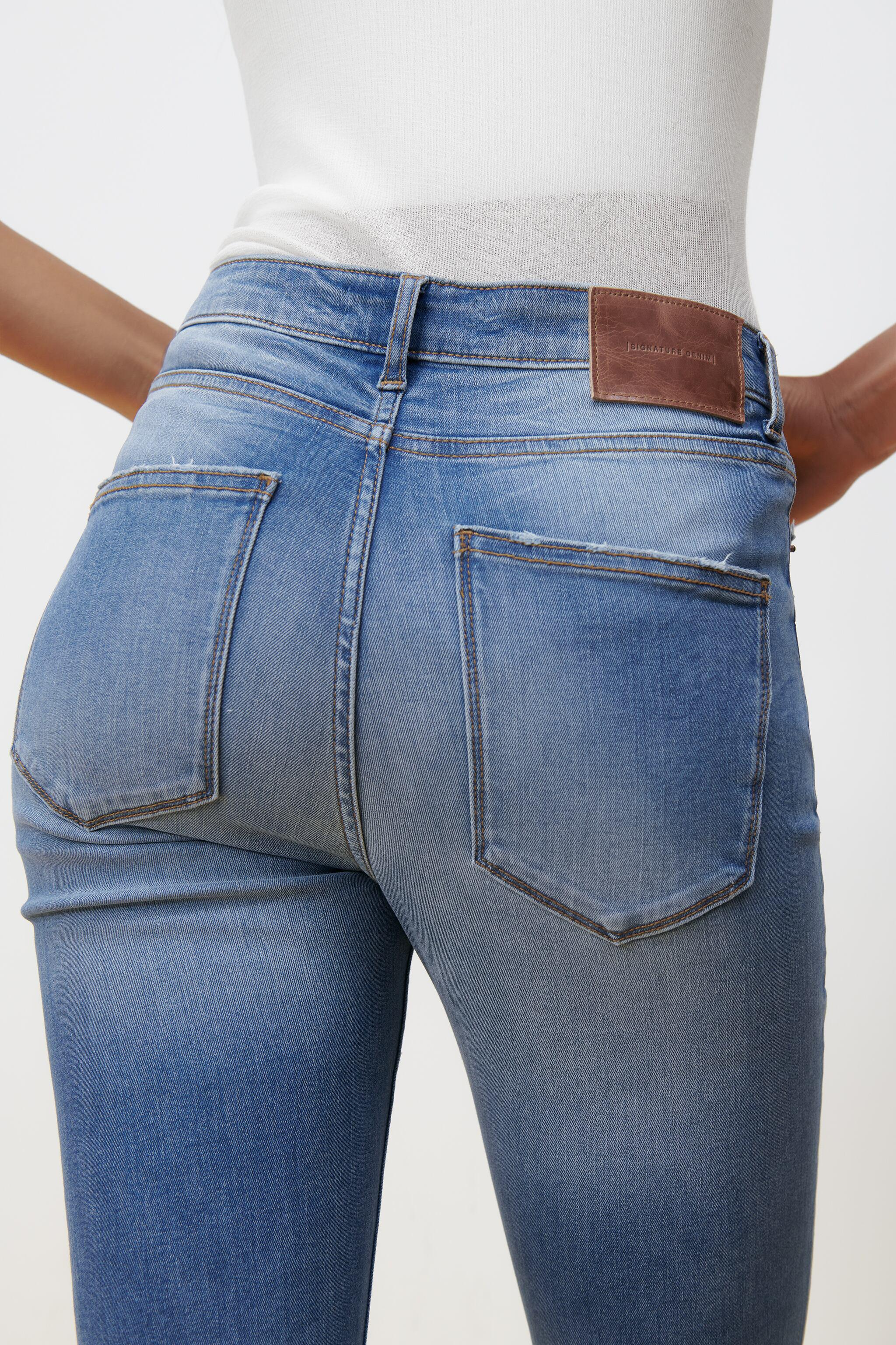 ZW THE SKINNY FLARE JEANS 3