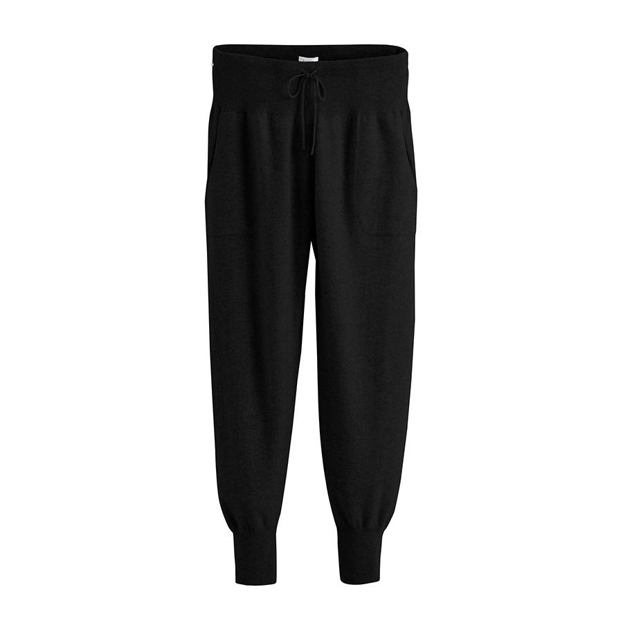 Women's Tapered Pant in Black | Size: