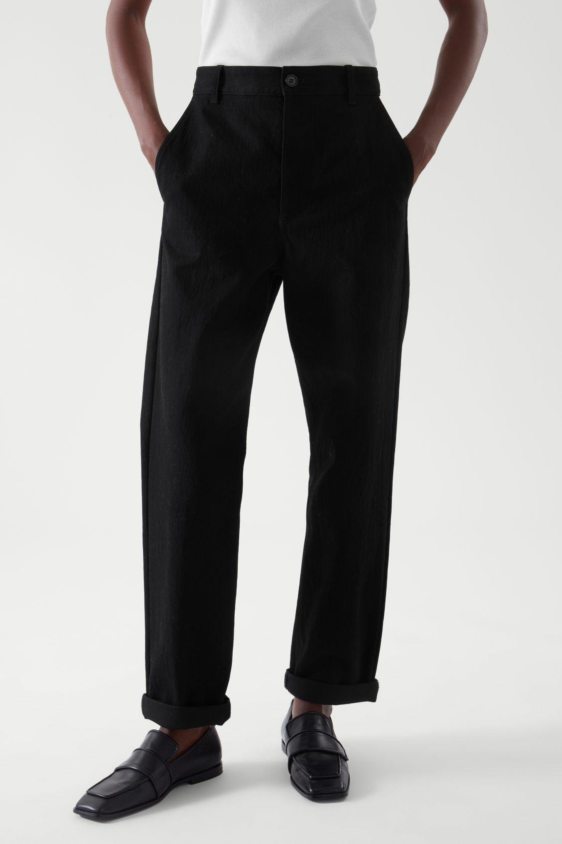STRAIGHT-FIT CHINOS 1