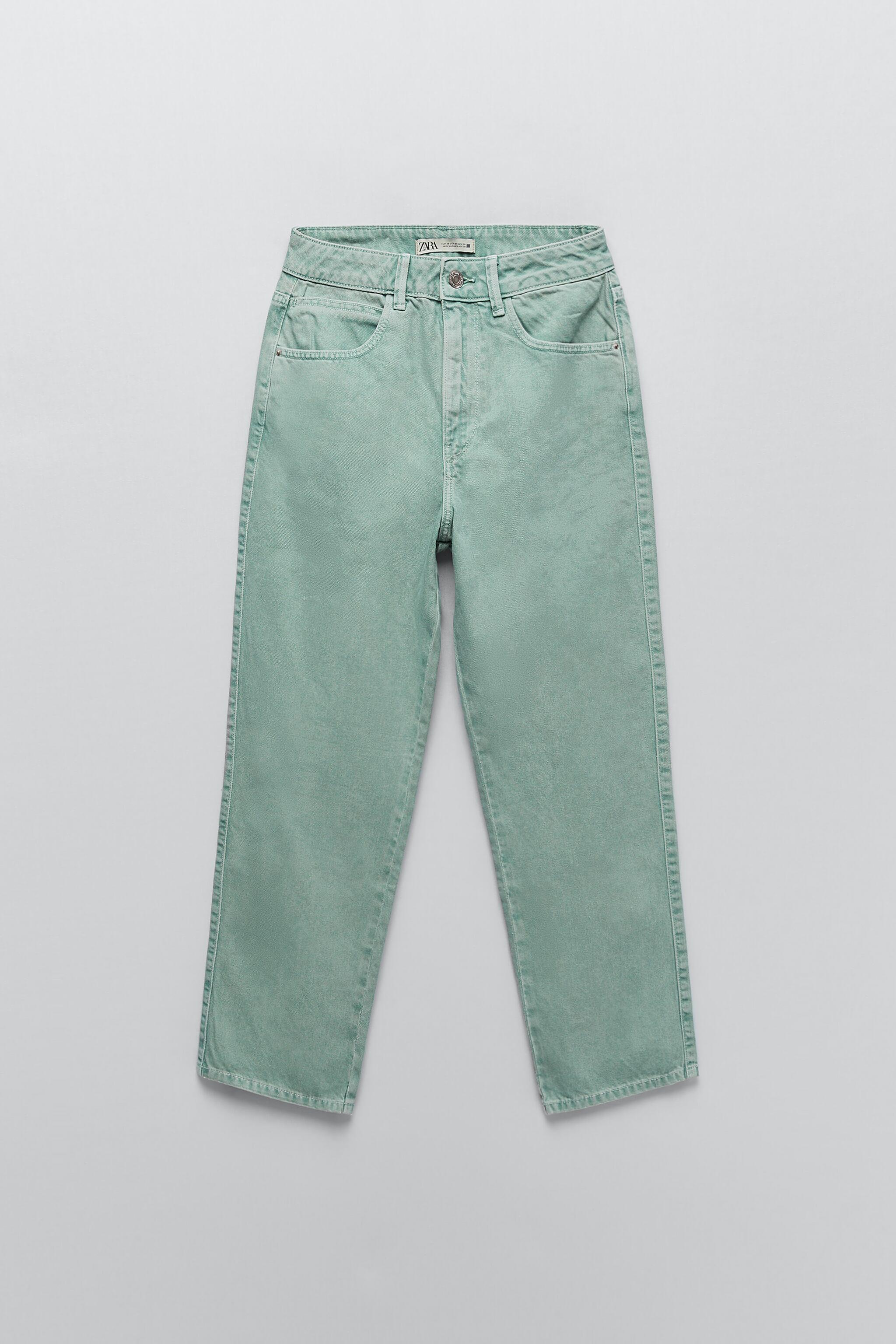 Z1975 HIGH RISE STRAIGHT JEANS 7