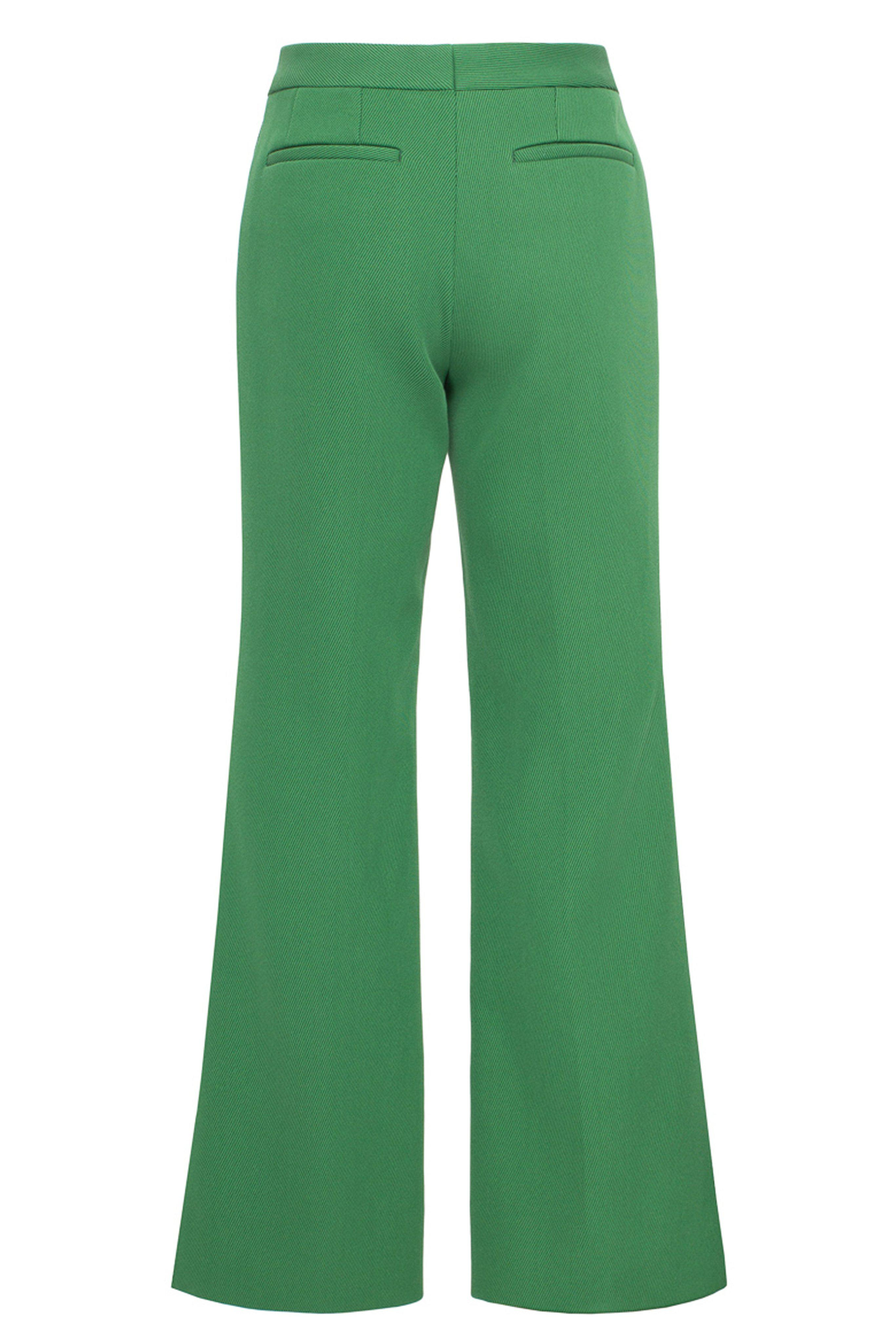 Cropped Trousers 2