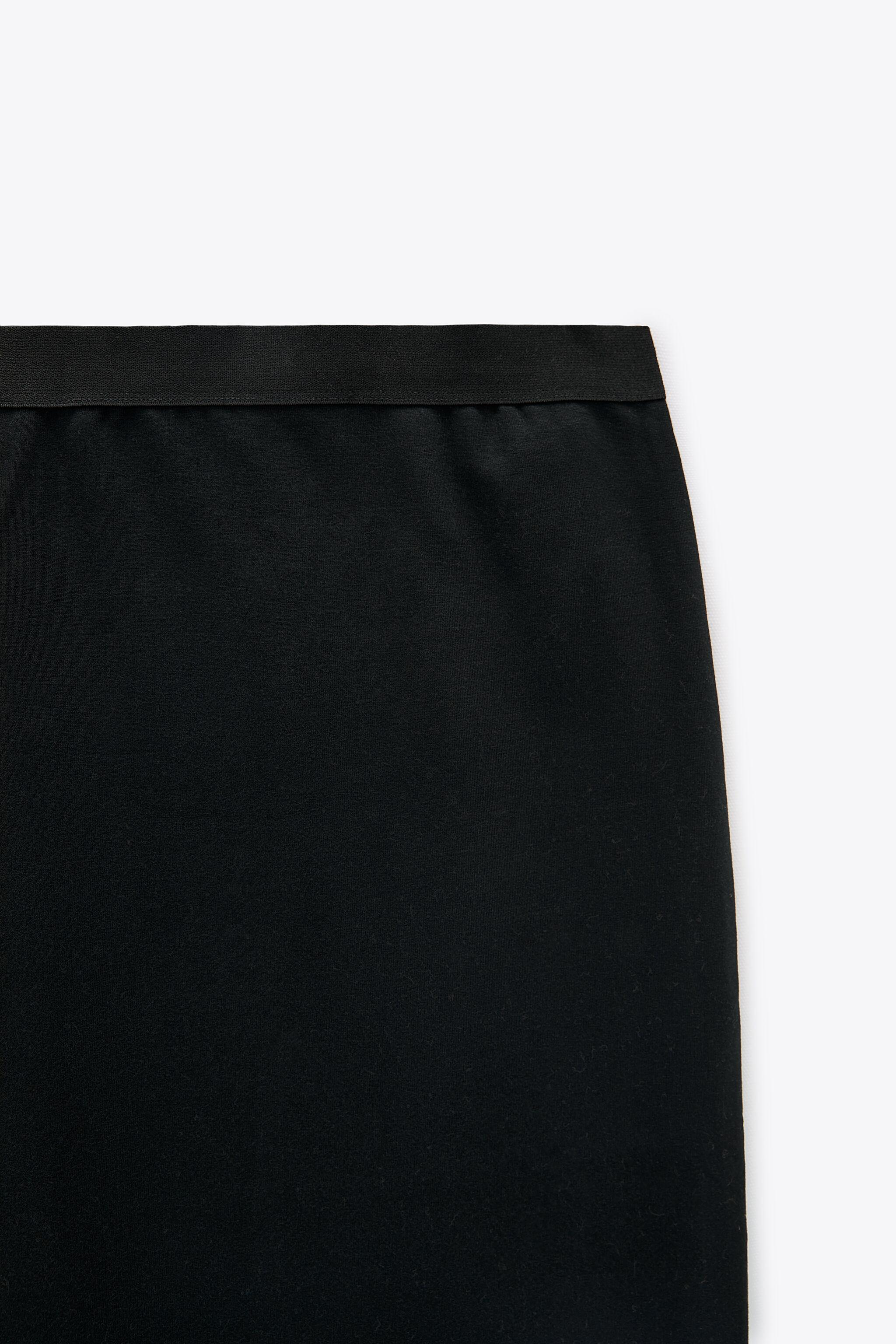 FITTED SKIRT 8