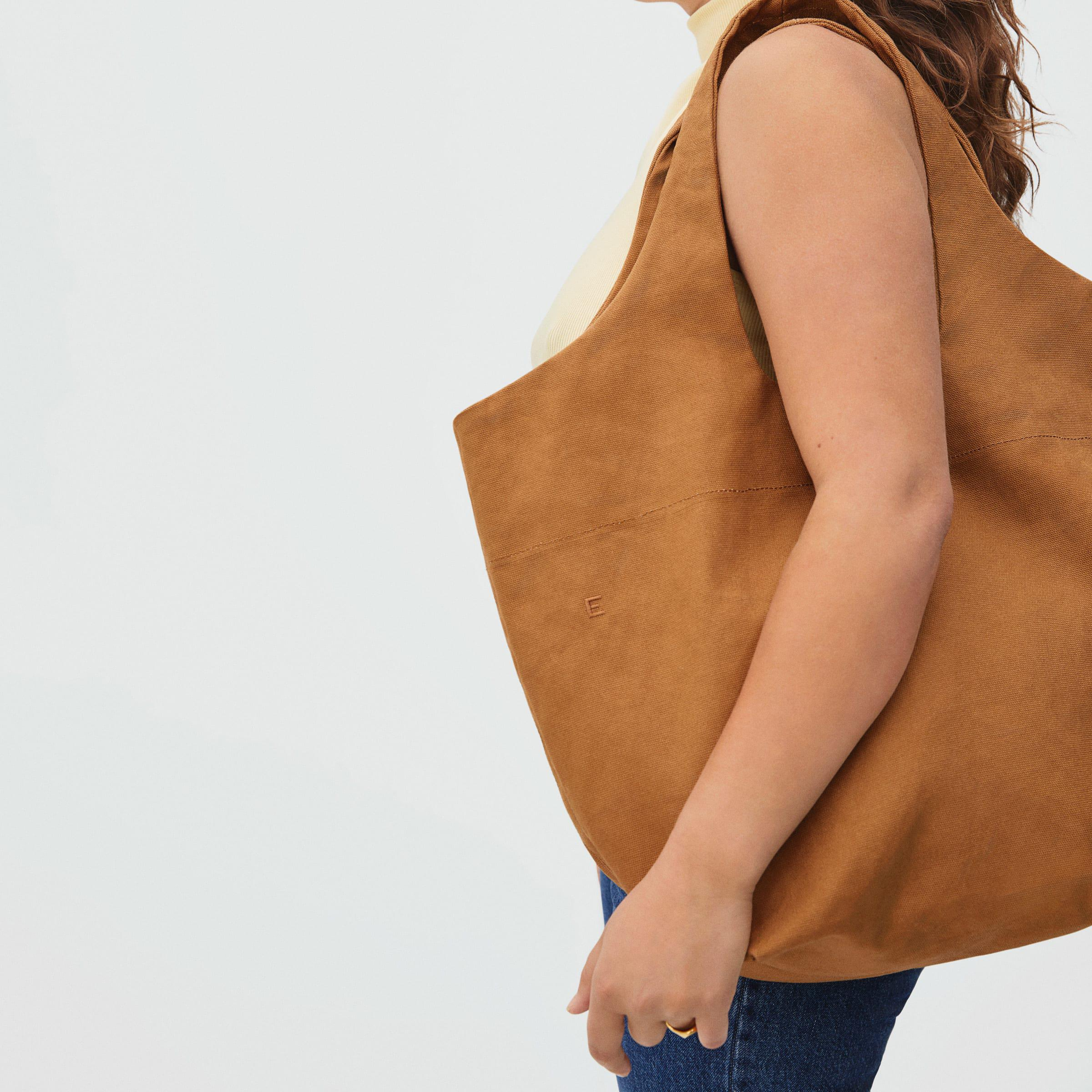 The Canvas Basket Tote 2