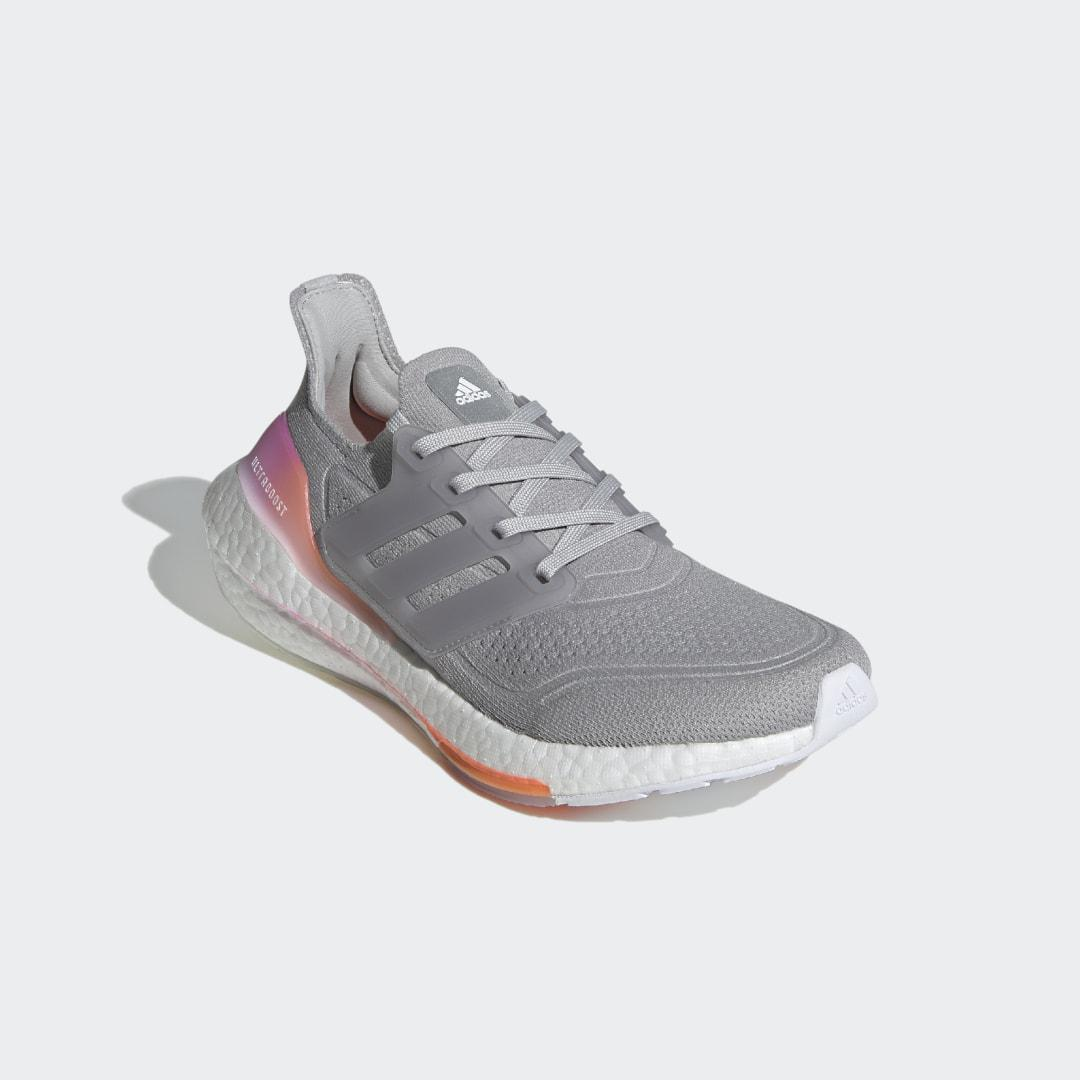 Ultraboost 21 Shoes Grey Two