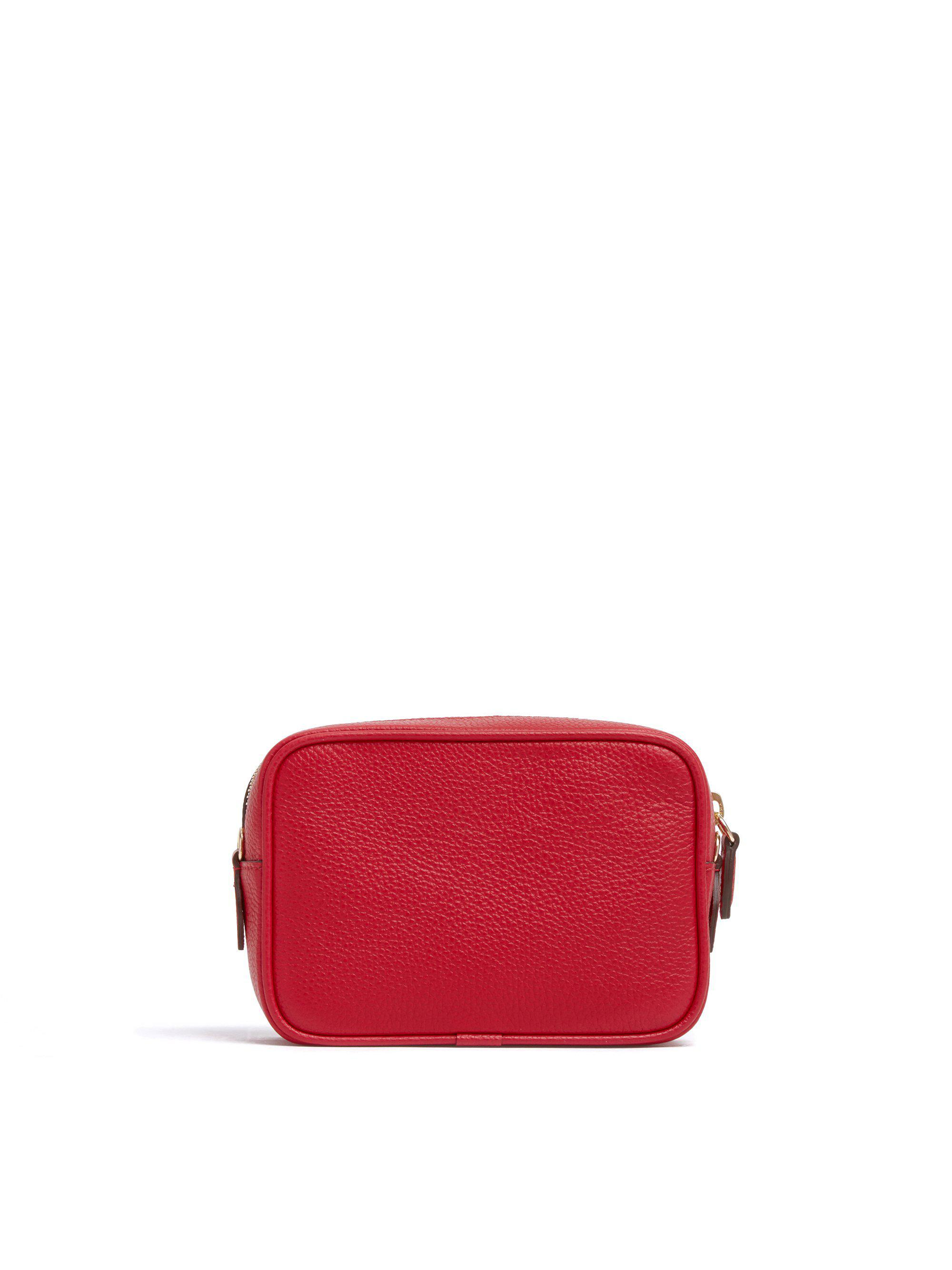 Leather Zip Pouch 3